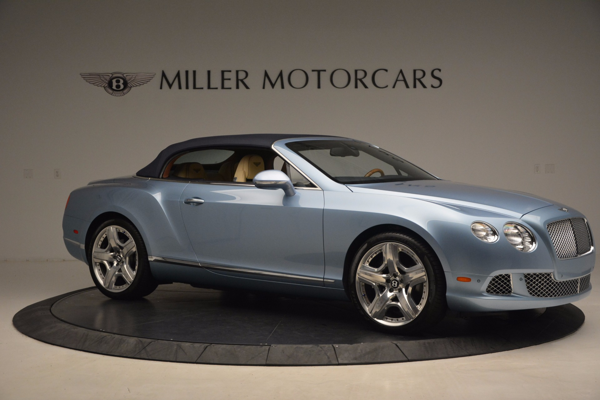 Used 2012 Bentley Continental GTC W12 For Sale In Greenwich, CT 1475_p22