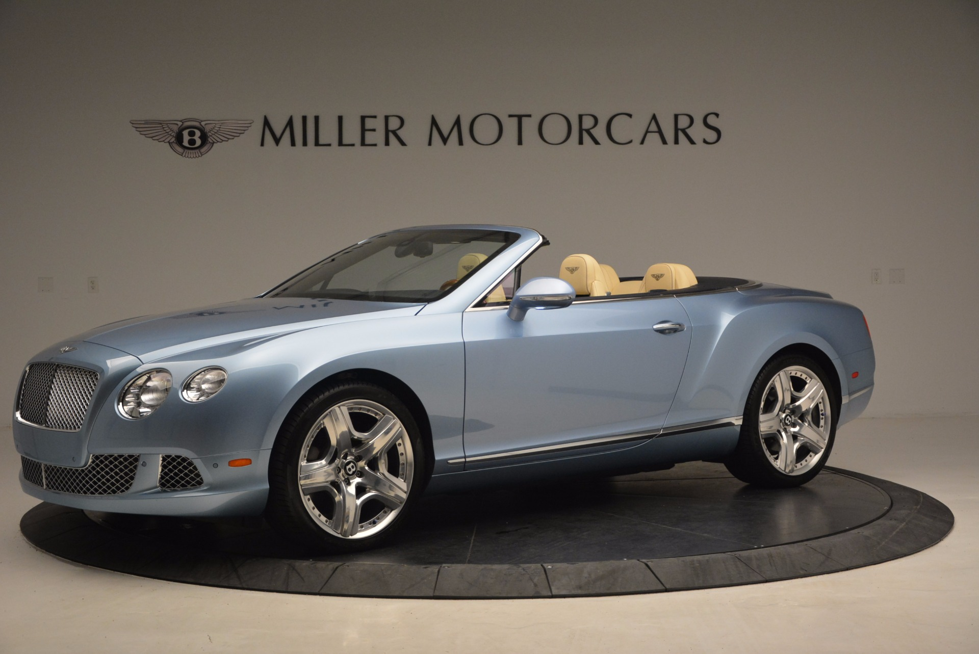 Used 2012 Bentley Continental GTC W12 For Sale In Greenwich, CT 1475_p2