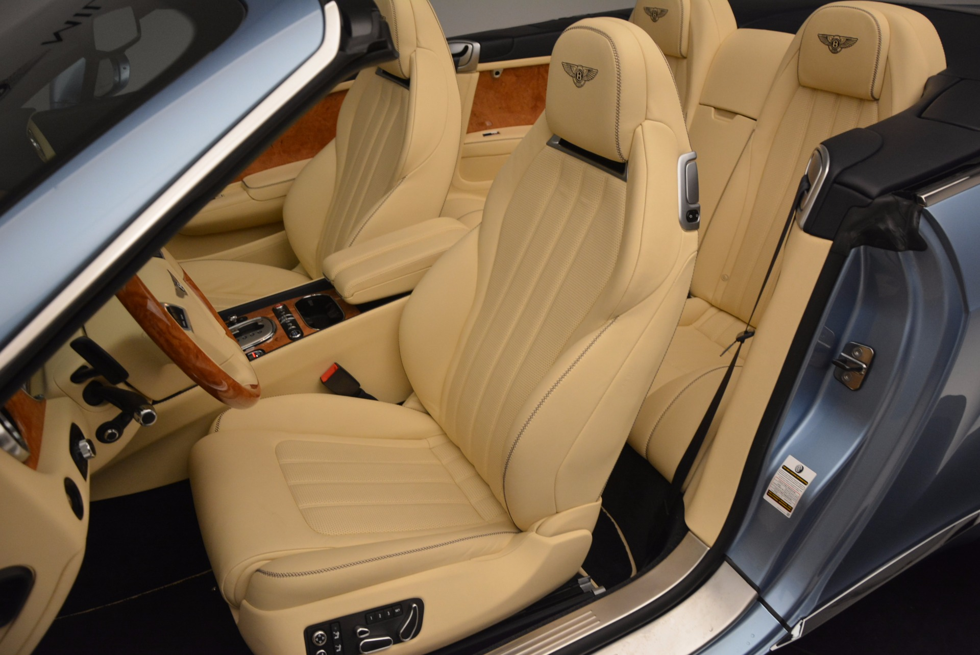 Used 2012 Bentley Continental GTC W12 For Sale In Greenwich, CT 1475_p34