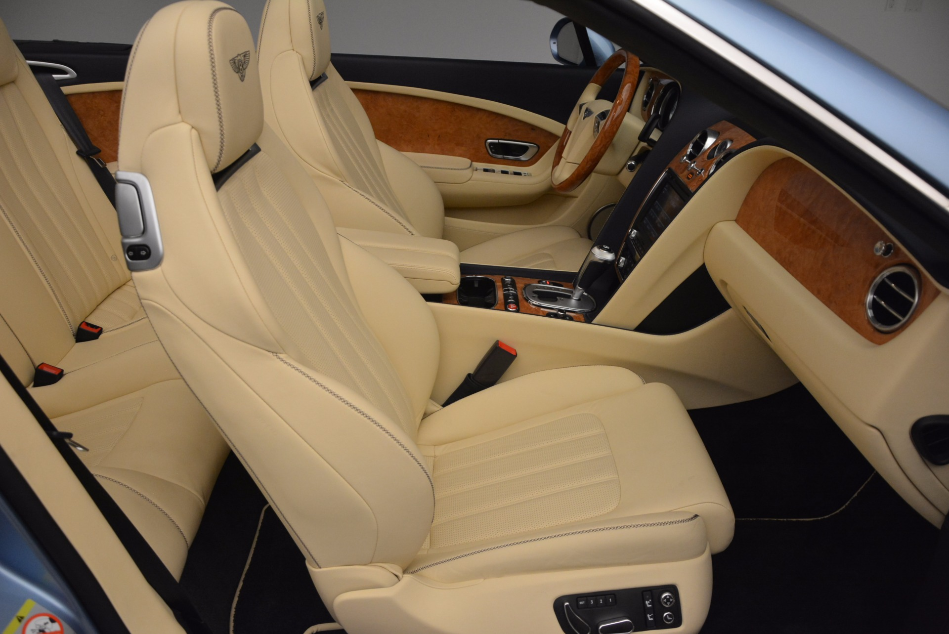 Used 2012 Bentley Continental GTC W12 For Sale In Greenwich, CT 1475_p44