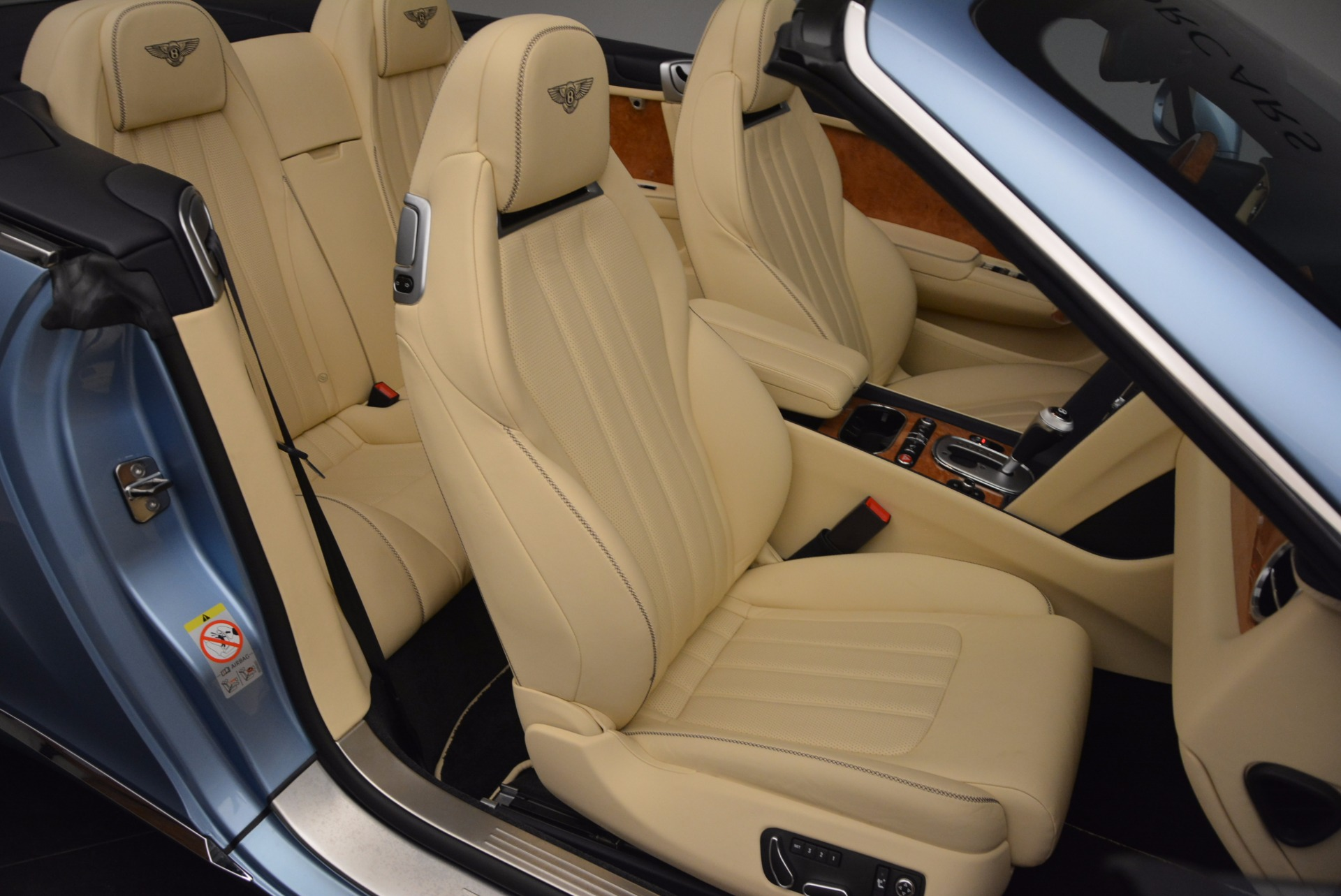 Used 2012 Bentley Continental GTC W12 For Sale In Greenwich, CT 1475_p45