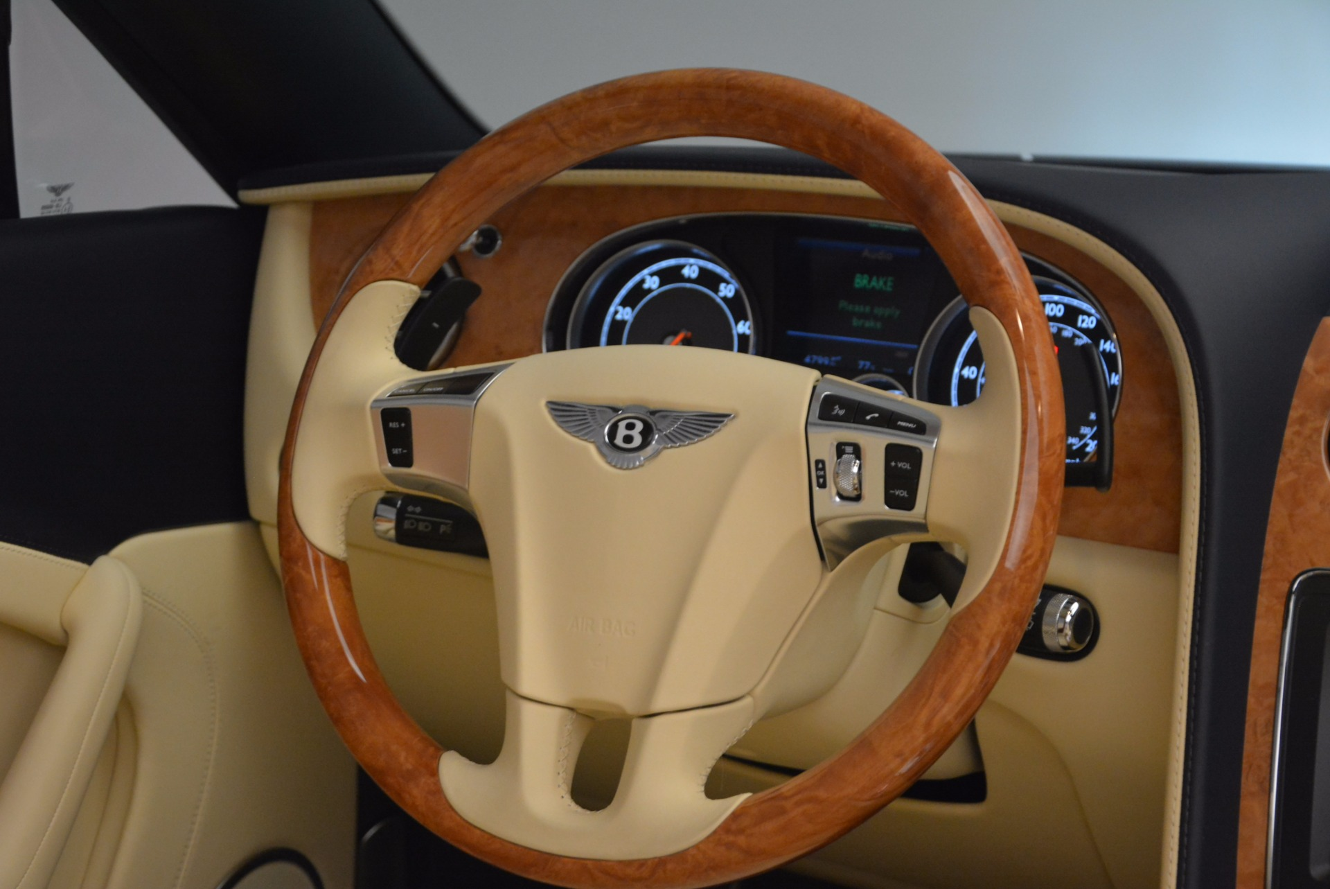 Used 2012 Bentley Continental GTC W12 For Sale In Greenwich, CT 1475_p49