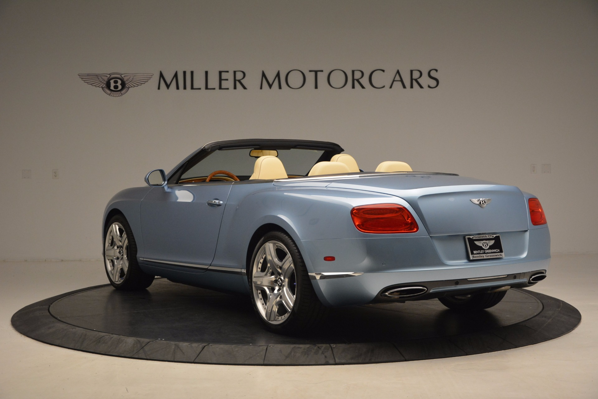 Used 2012 Bentley Continental GTC W12 For Sale In Greenwich, CT 1475_p5