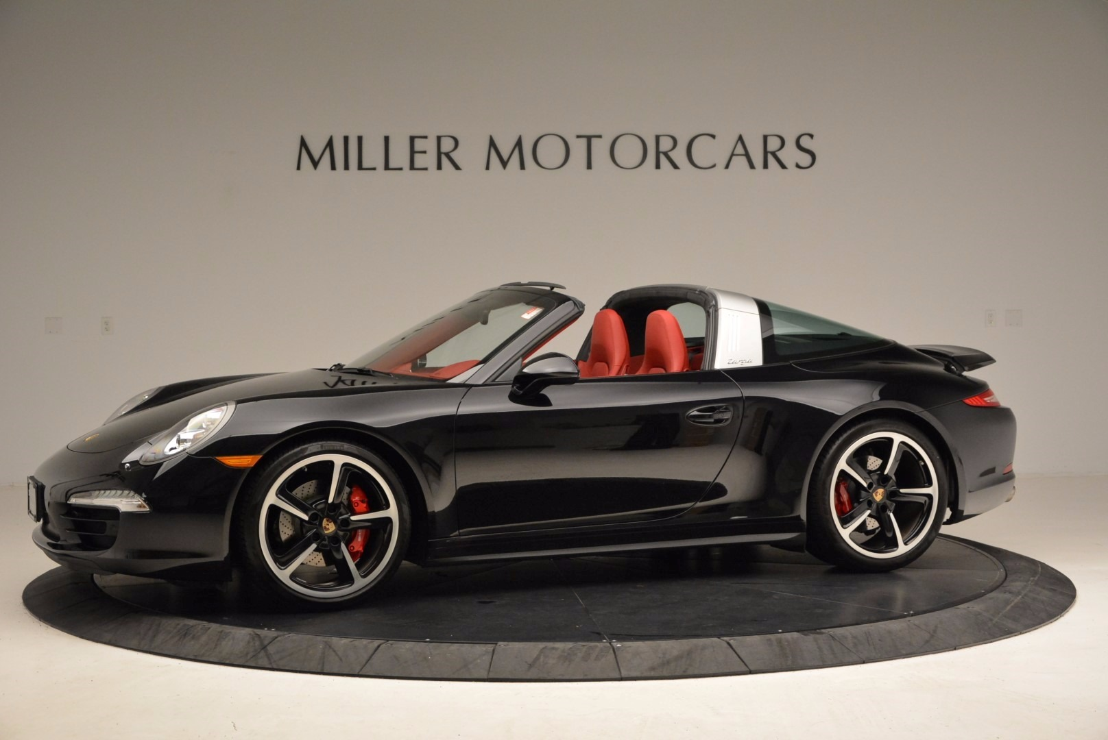 Used 2015 Porsche 911 Targa 4S For Sale In Greenwich, CT 1476_p2