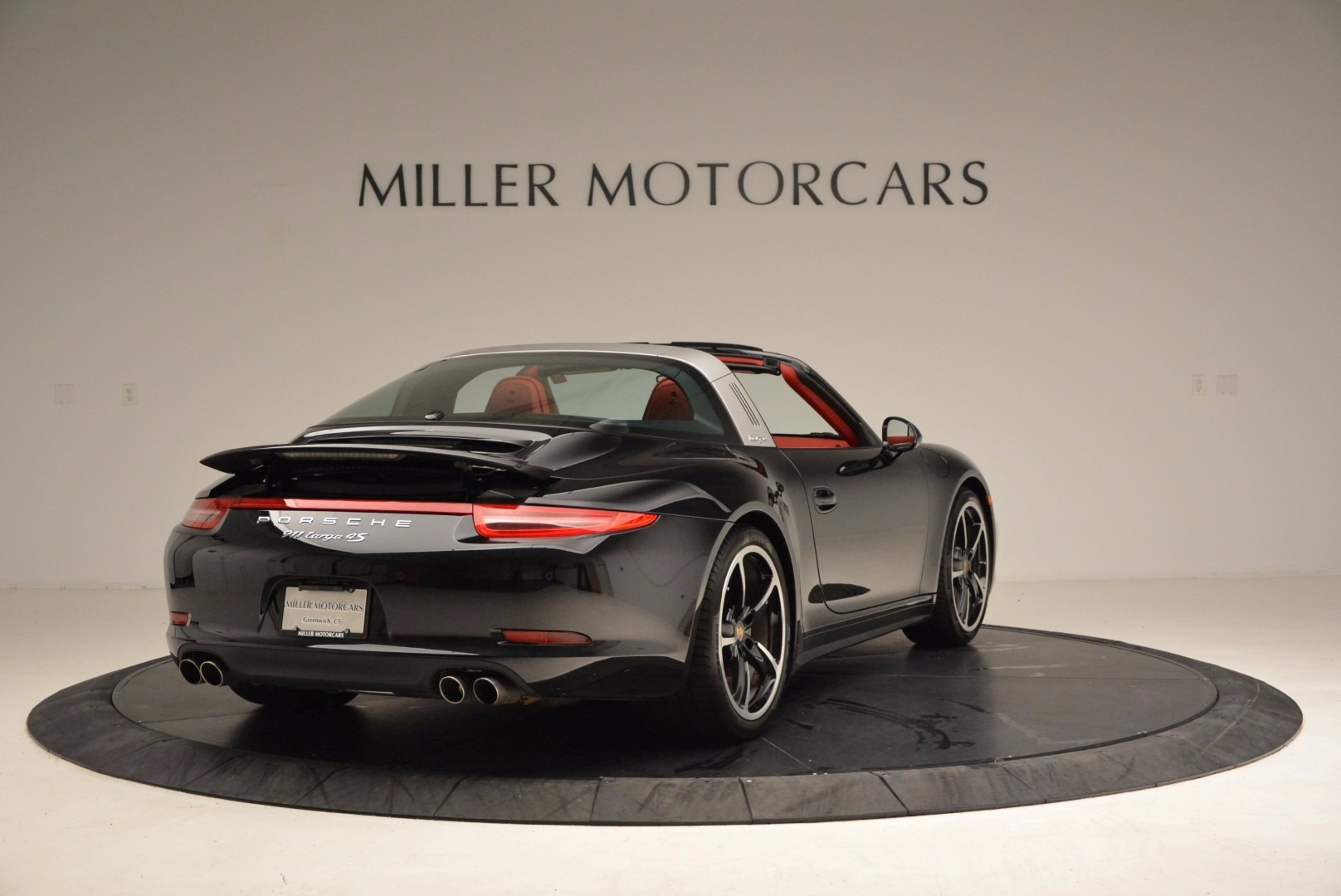 Used 2015 Porsche 911 Targa 4S For Sale In Greenwich, CT 1476_p7