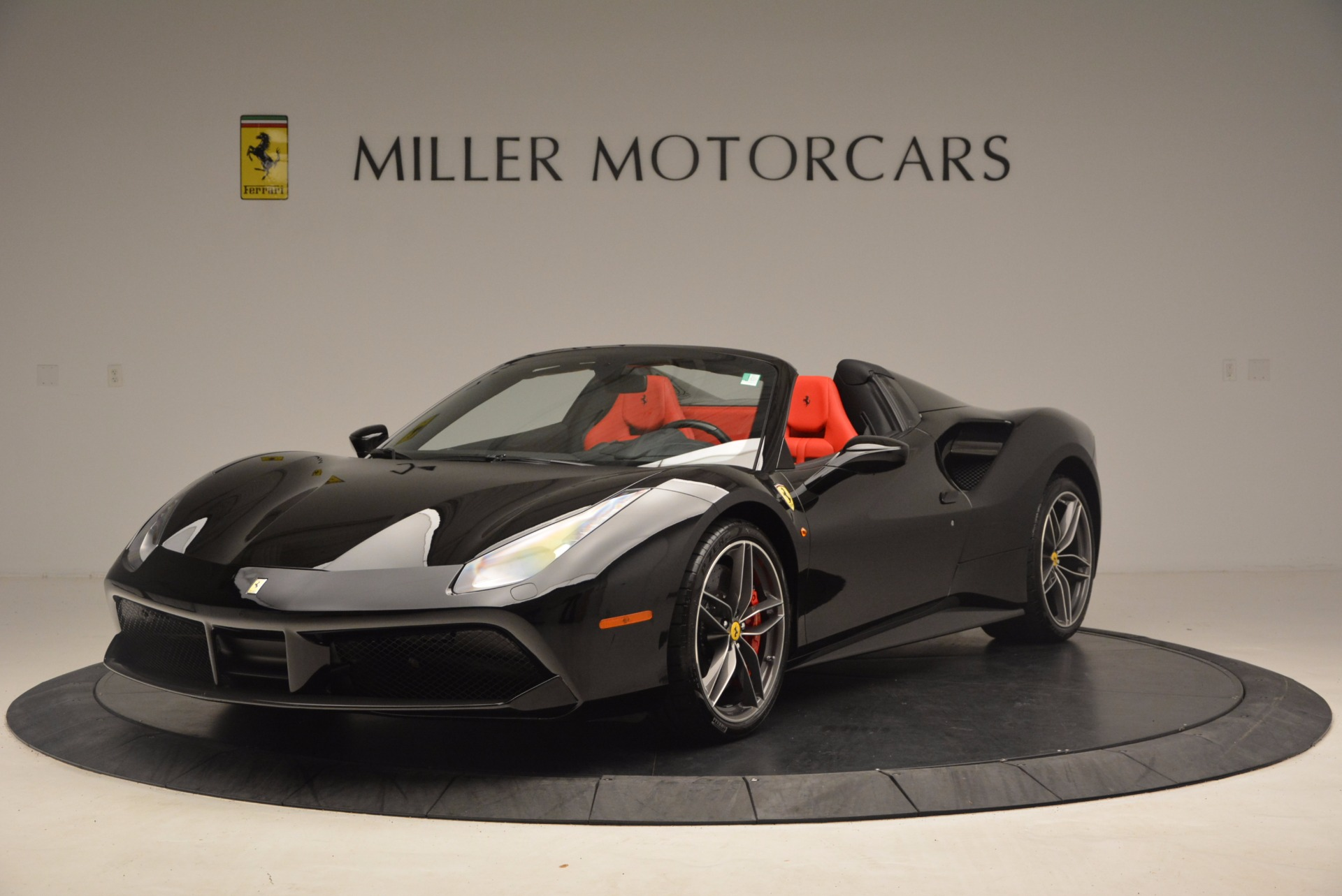Used 2017 Ferrari 488 Spider  For Sale In Greenwich, CT 1479_main
