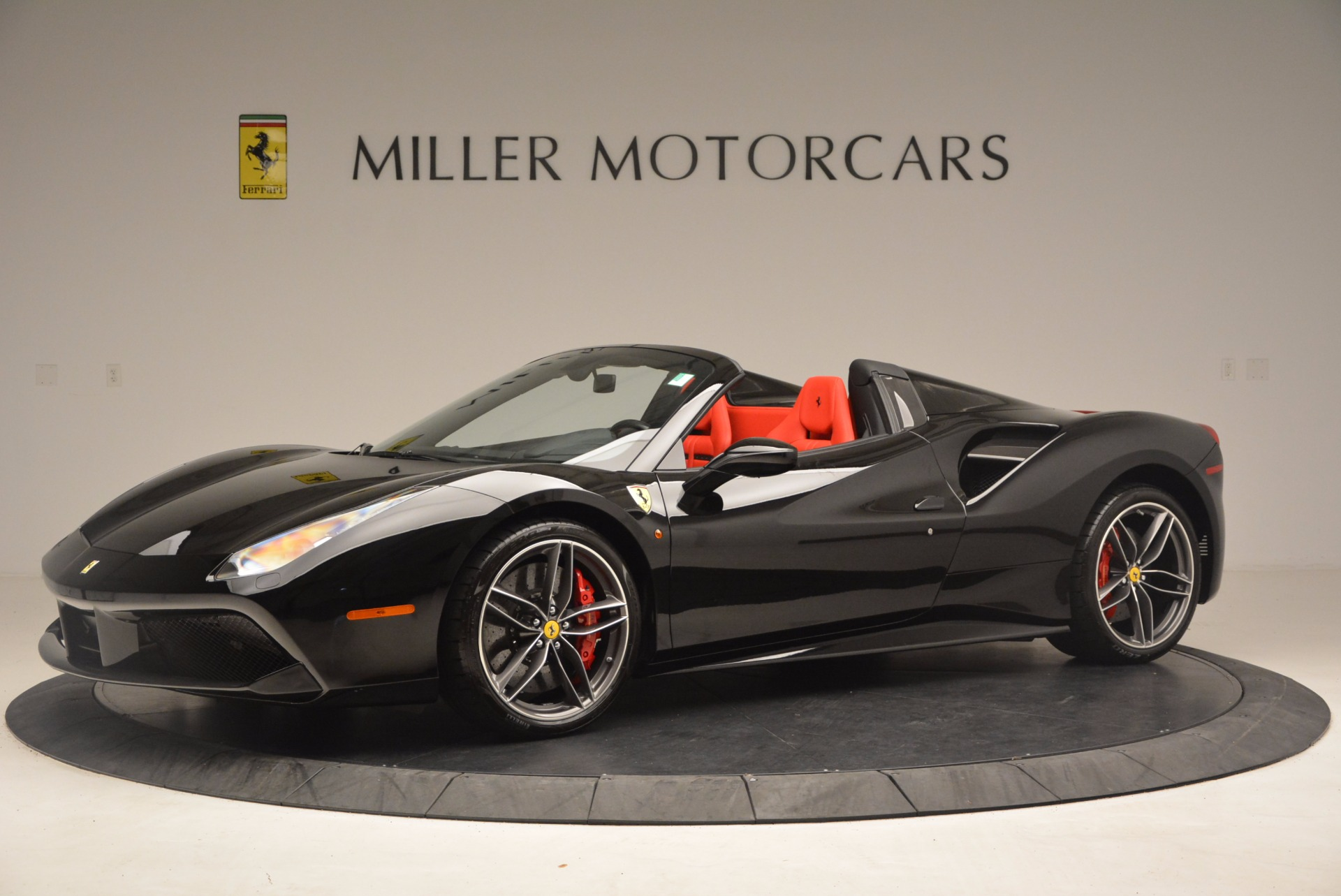 Used 2017 Ferrari 488 Spider  For Sale In Greenwich, CT 1479_p2