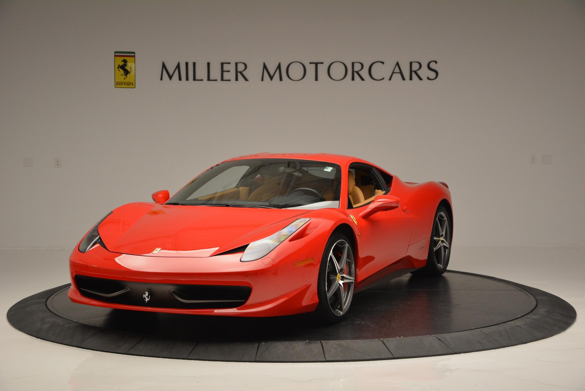 Used 2010 Ferrari 458 Italia  For Sale In Greenwich, CT 148_main