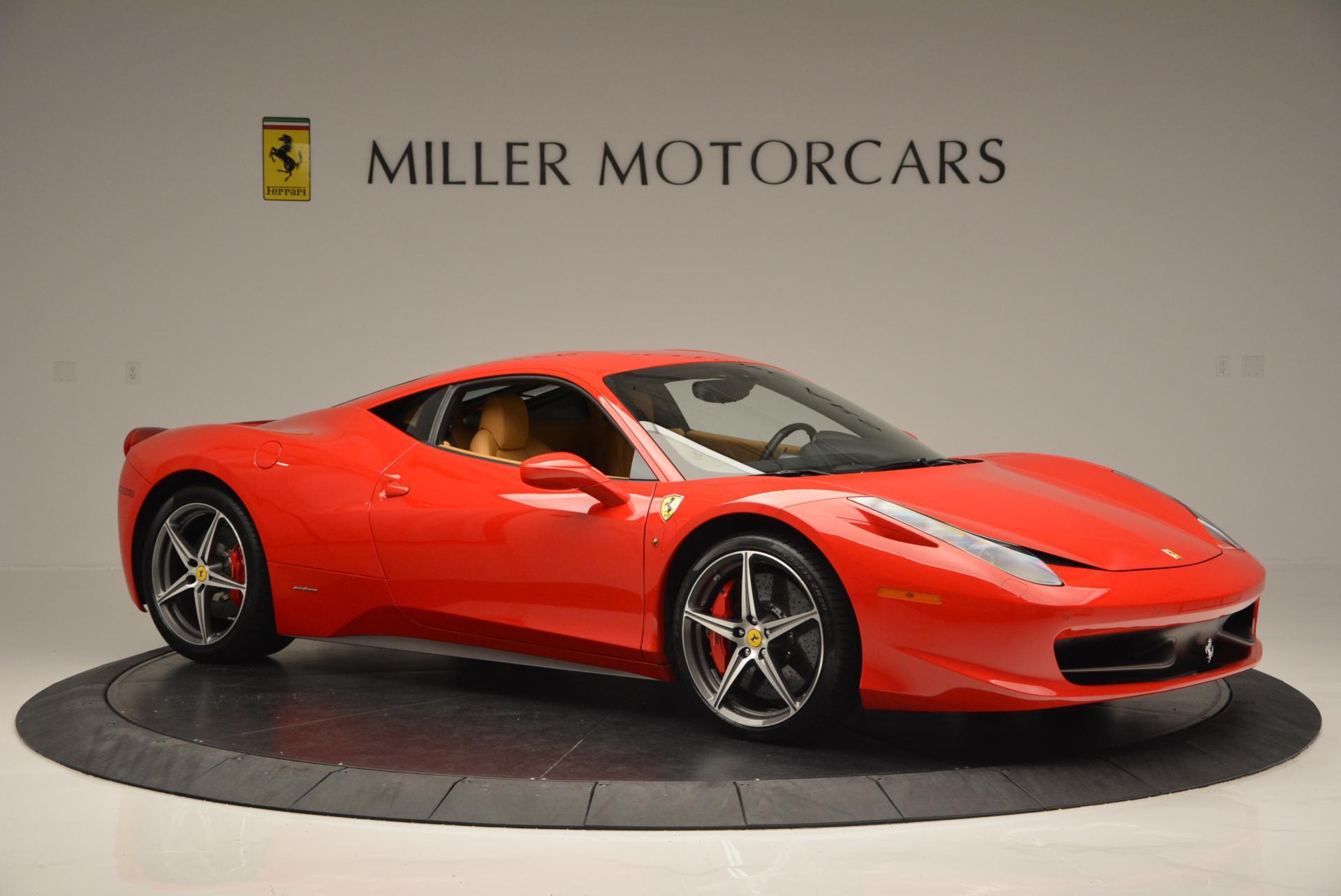 Used 2010 Ferrari 458 Italia  For Sale In Greenwich, CT 148_p10