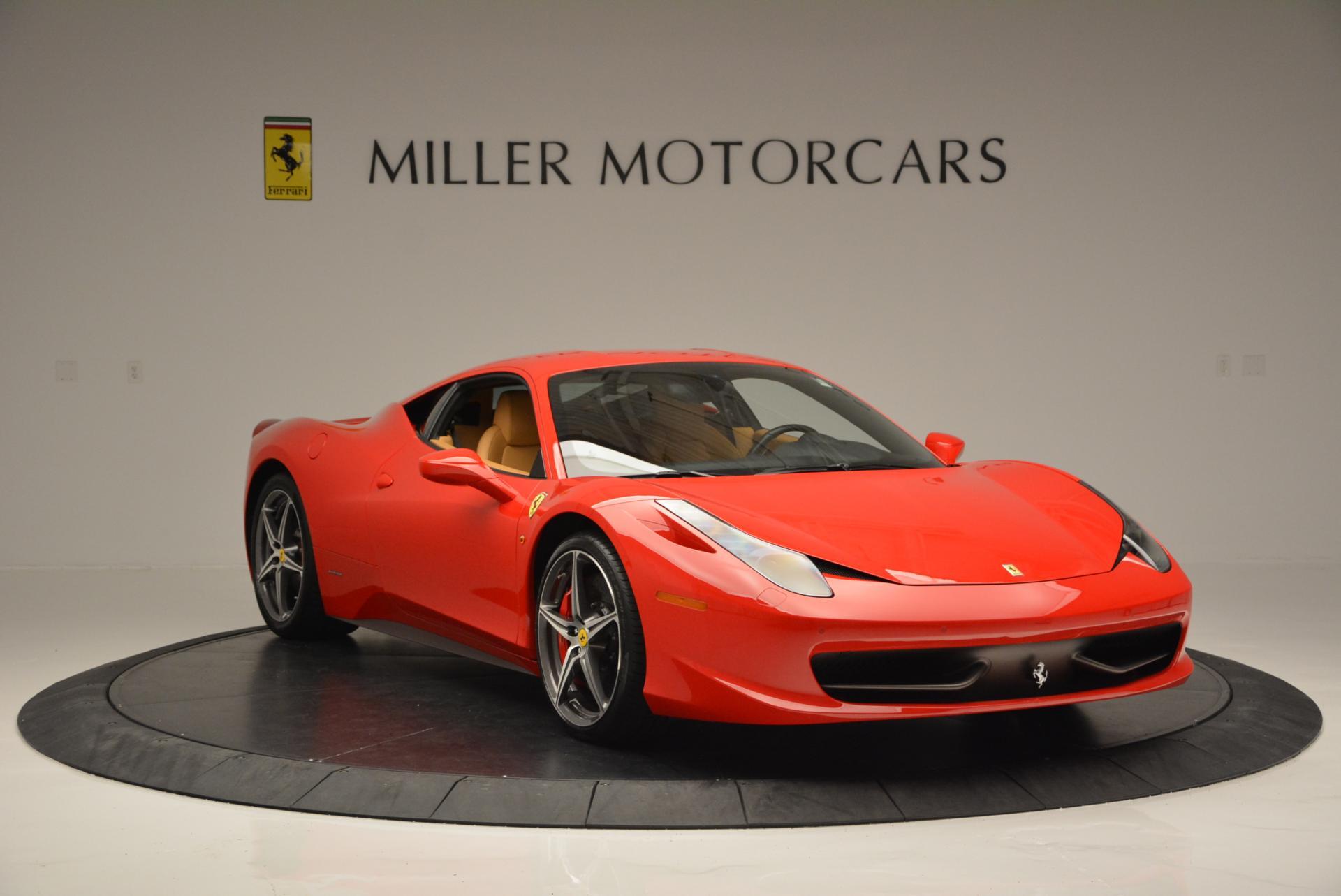 Used 2010 Ferrari 458 Italia  For Sale In Greenwich, CT 148_p11