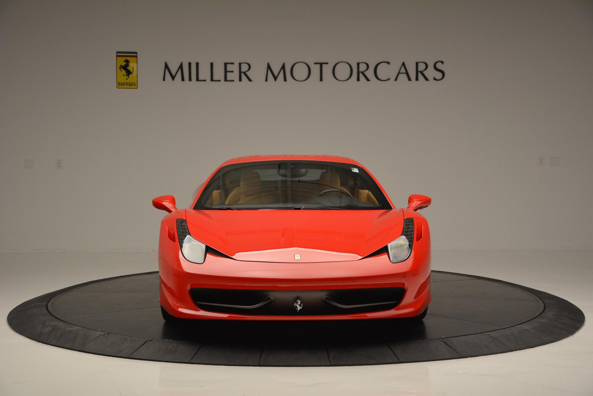 Used 2010 Ferrari 458 Italia  For Sale In Greenwich, CT 148_p12