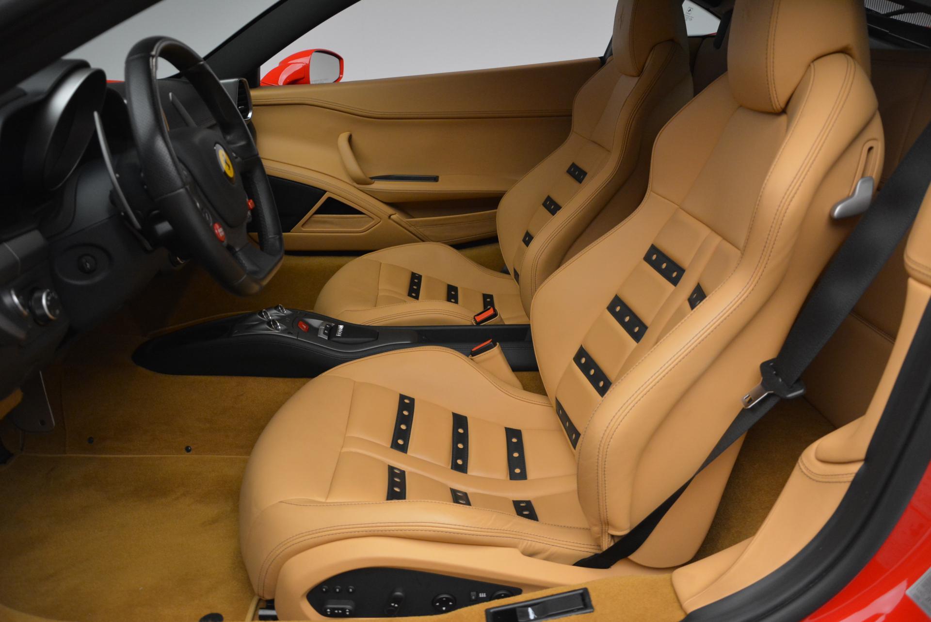 Used 2010 Ferrari 458 Italia  For Sale In Greenwich, CT 148_p14