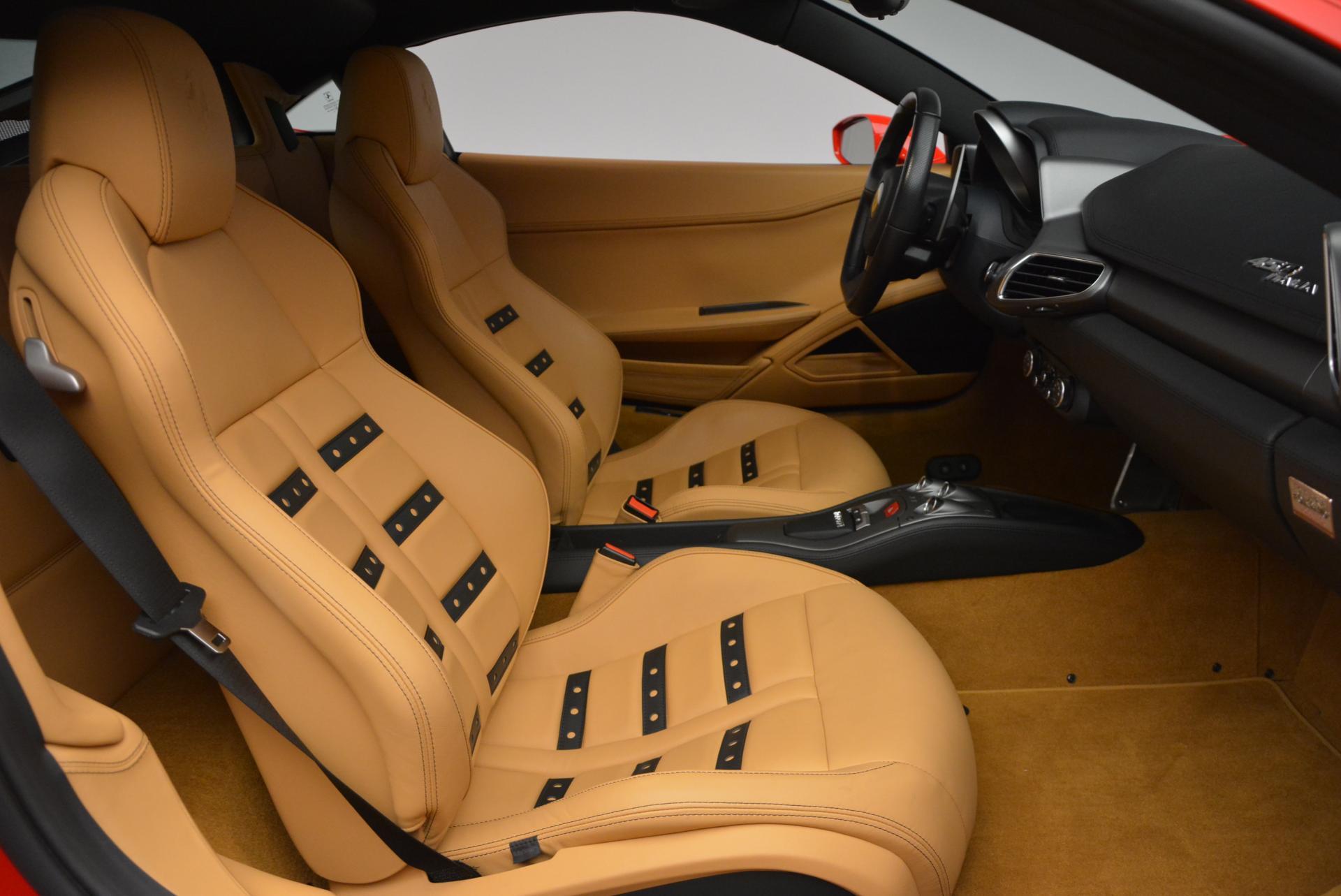 Used 2010 Ferrari 458 Italia  For Sale In Greenwich, CT 148_p18