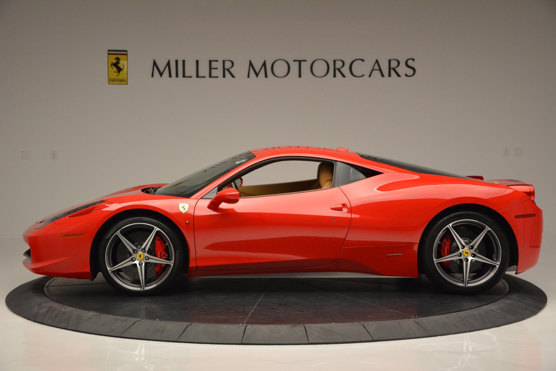 Used 2010 Ferrari 458 Italia  For Sale In Greenwich, CT 148_p3