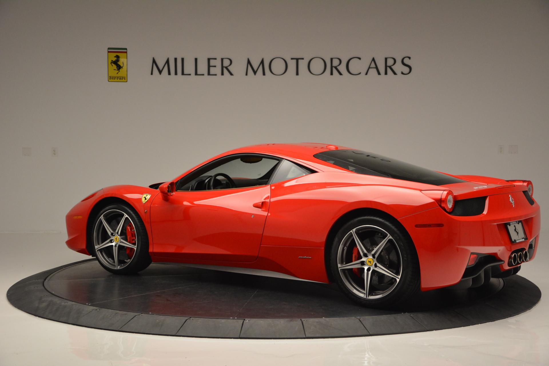 Used 2010 Ferrari 458 Italia  For Sale In Greenwich, CT 148_p4