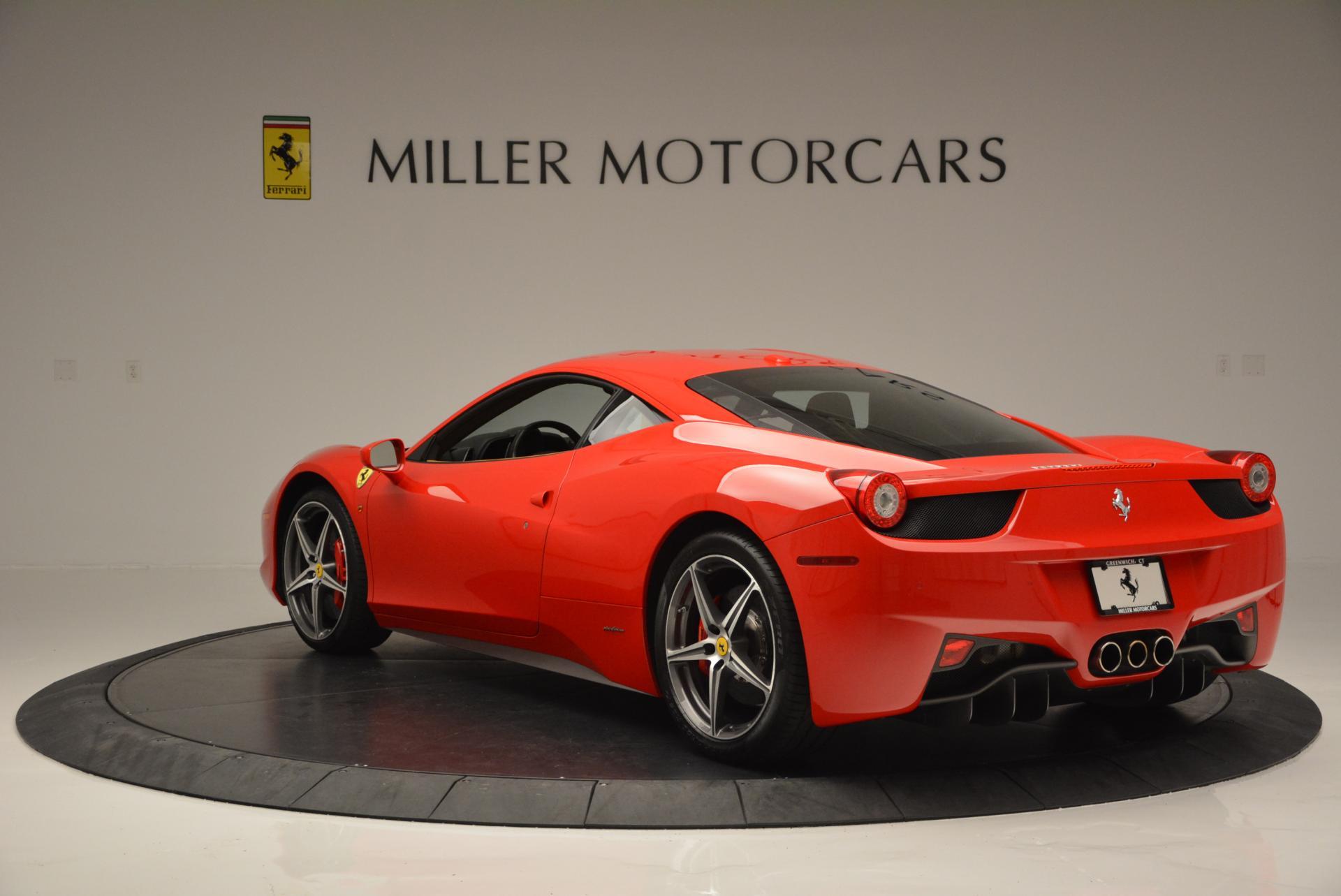 Used 2010 Ferrari 458 Italia  For Sale In Greenwich, CT 148_p5