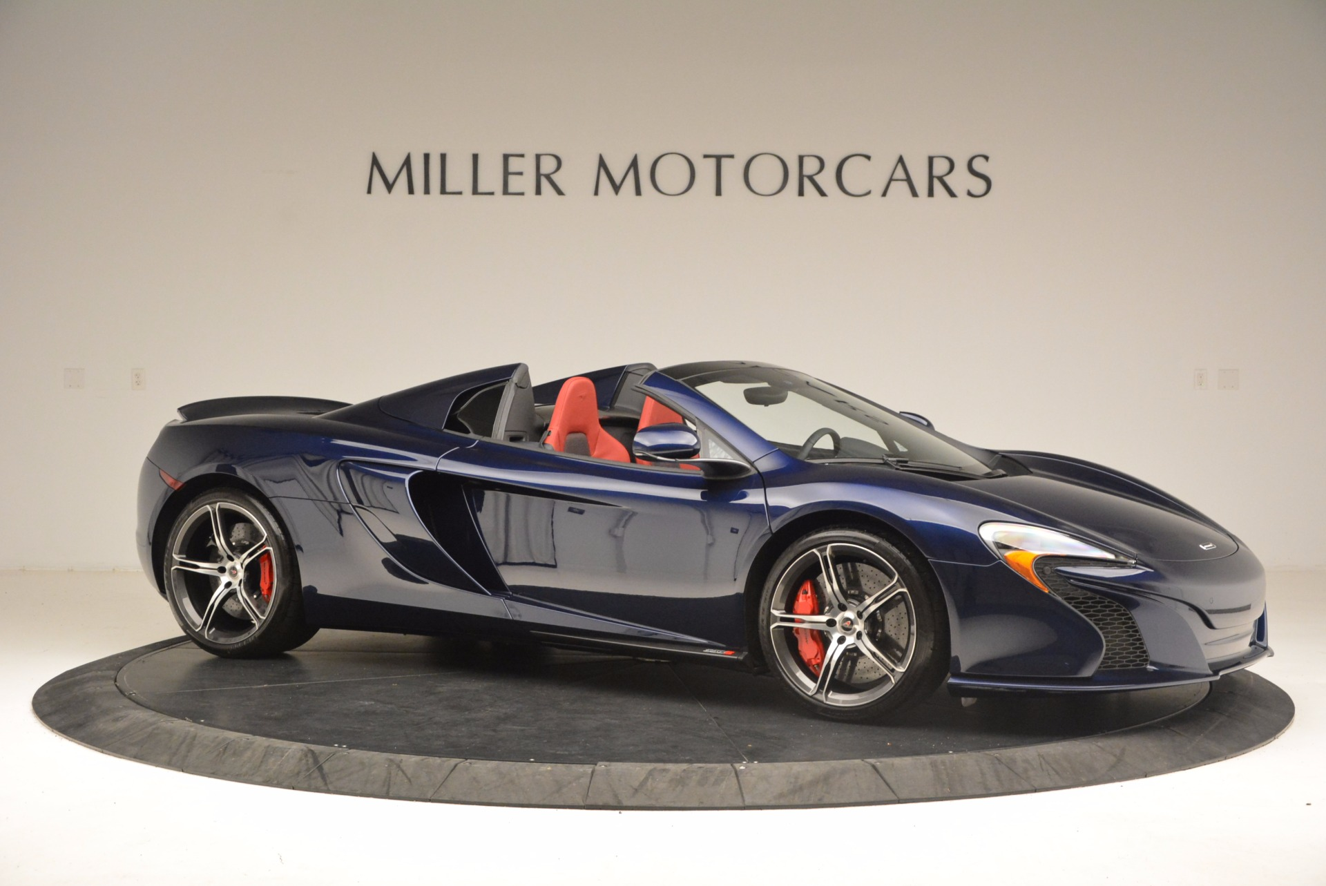 Used 2015 McLaren 650S Spider  For Sale In Greenwich, CT 1480_p10