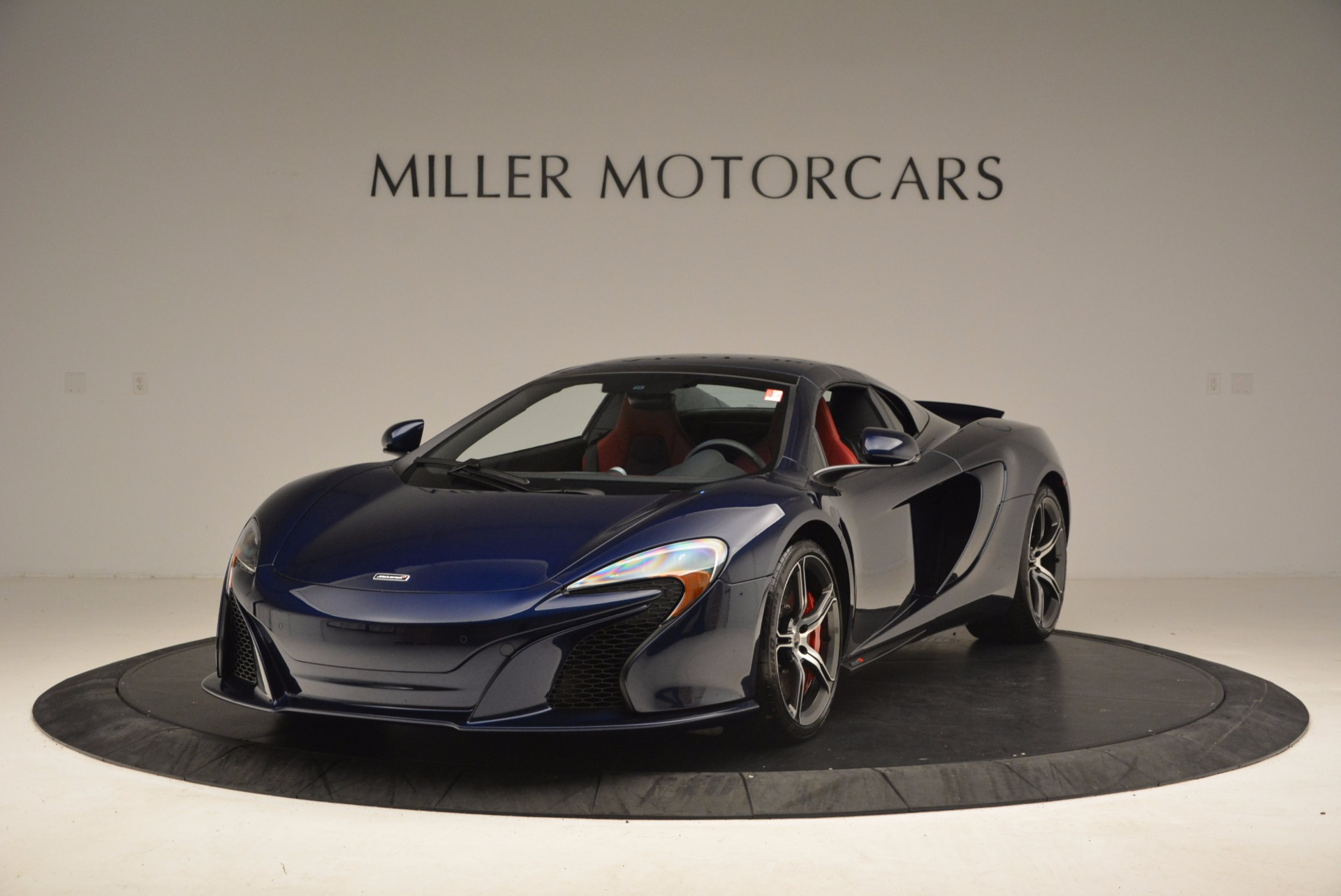 Used 2015 McLaren 650S Spider  For Sale In Greenwich, CT 1480_p14