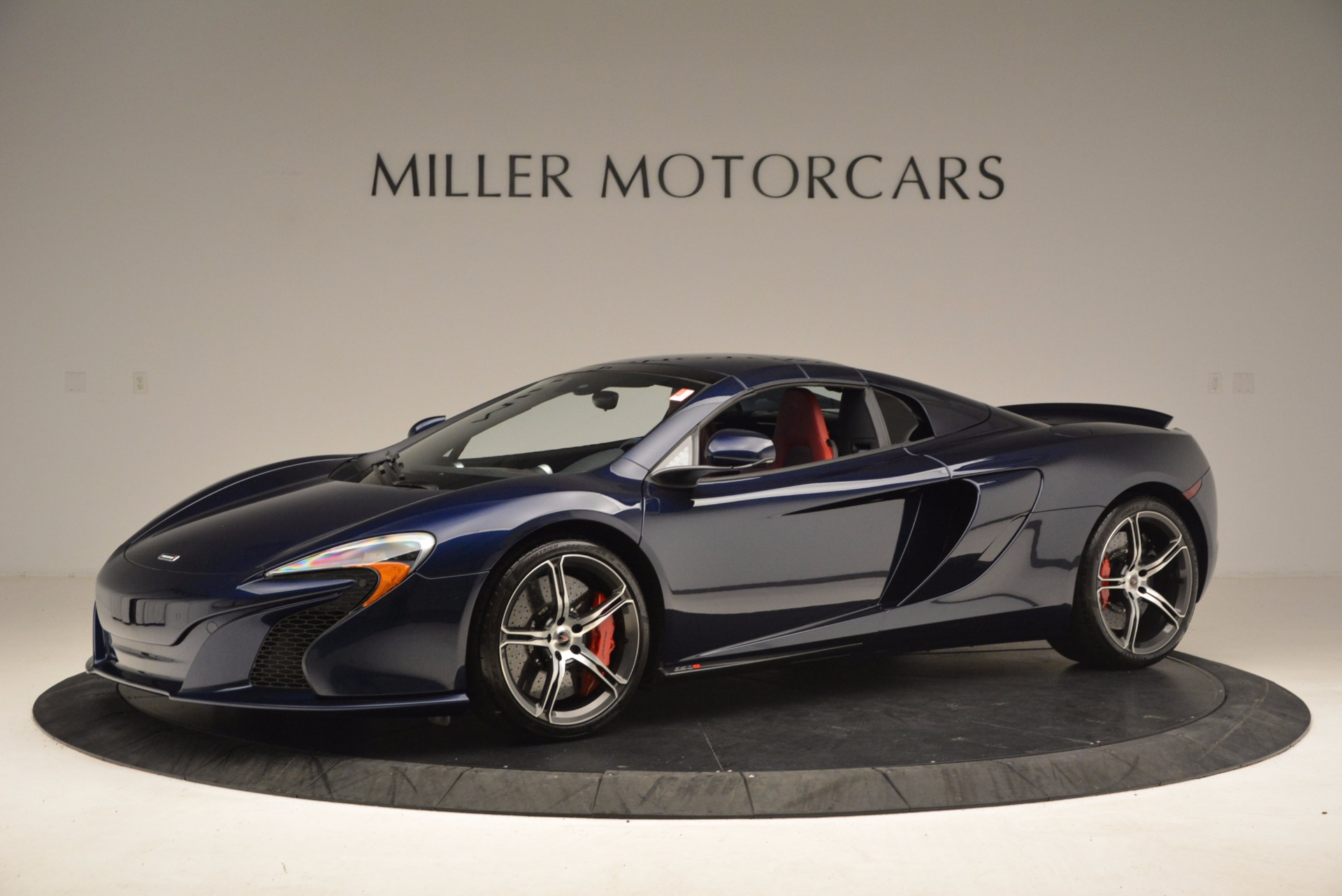 Used 2015 McLaren 650S Spider  For Sale In Greenwich, CT 1480_p15