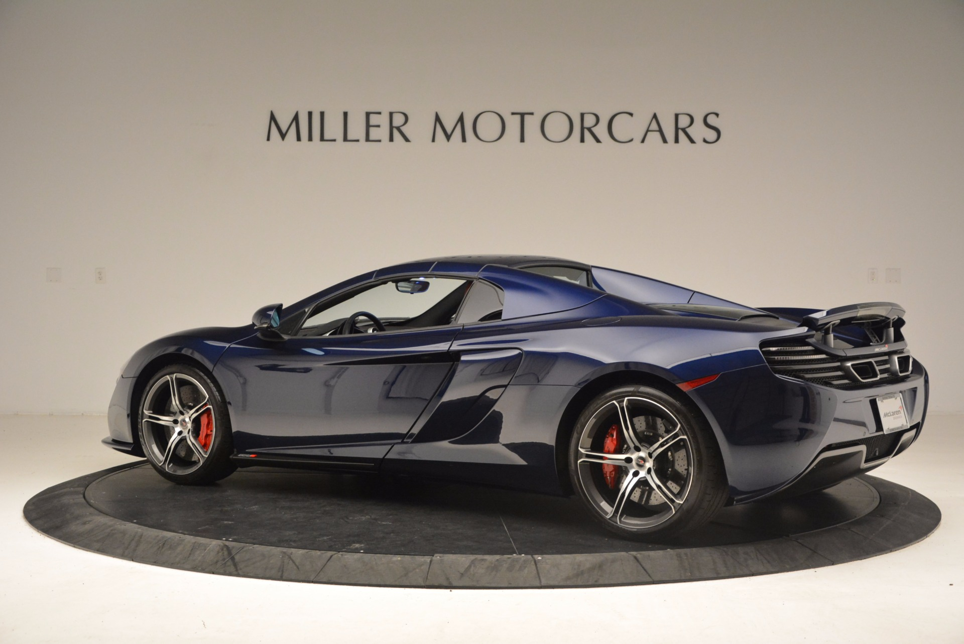 Used 2015 McLaren 650S Spider  For Sale In Greenwich, CT 1480_p17