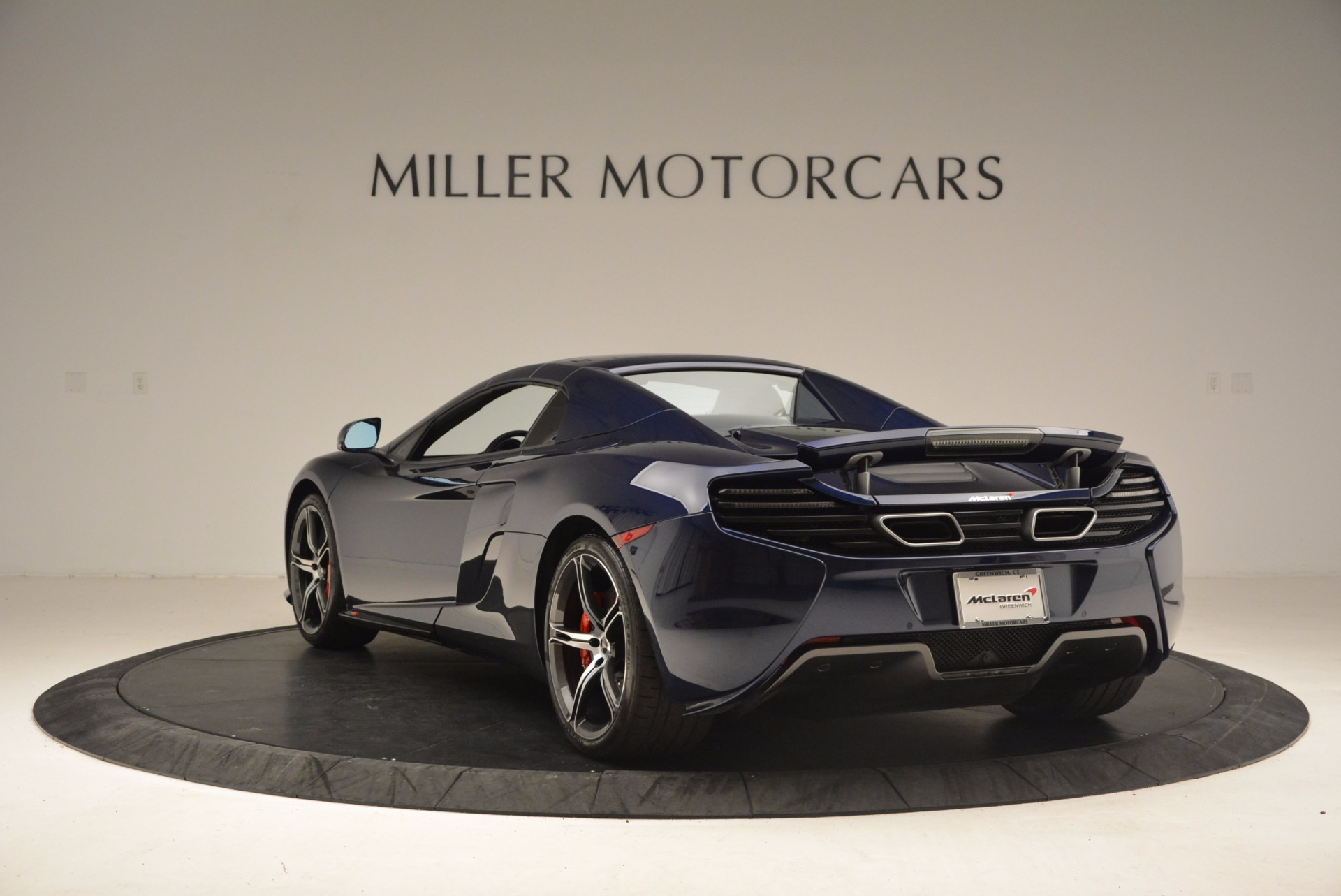 Used 2015 McLaren 650S Spider  For Sale In Greenwich, CT 1480_p18
