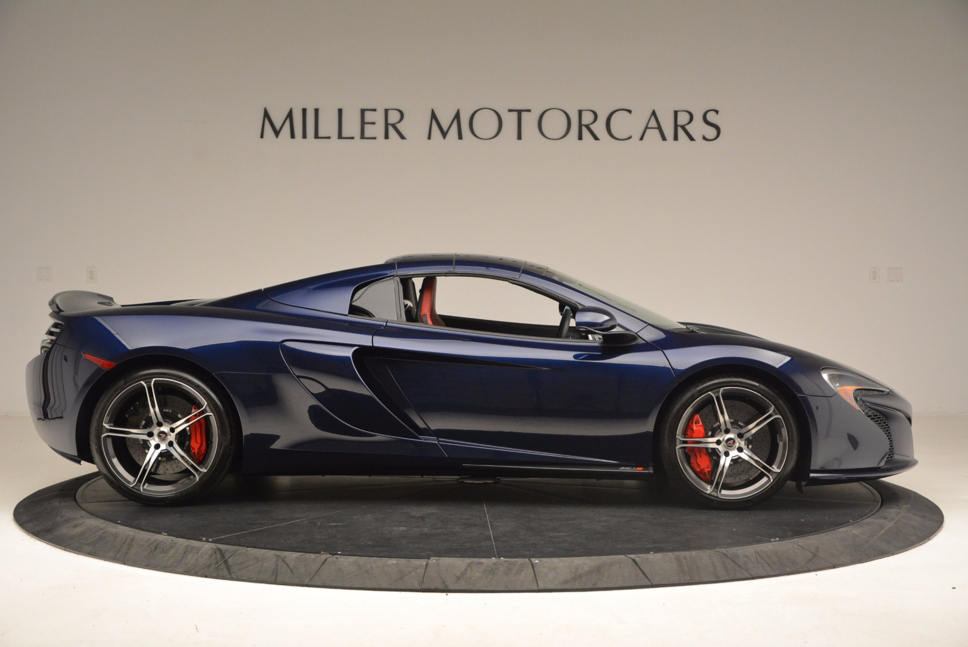 Used 2015 McLaren 650S Spider  For Sale In Greenwich, CT 1480_p22