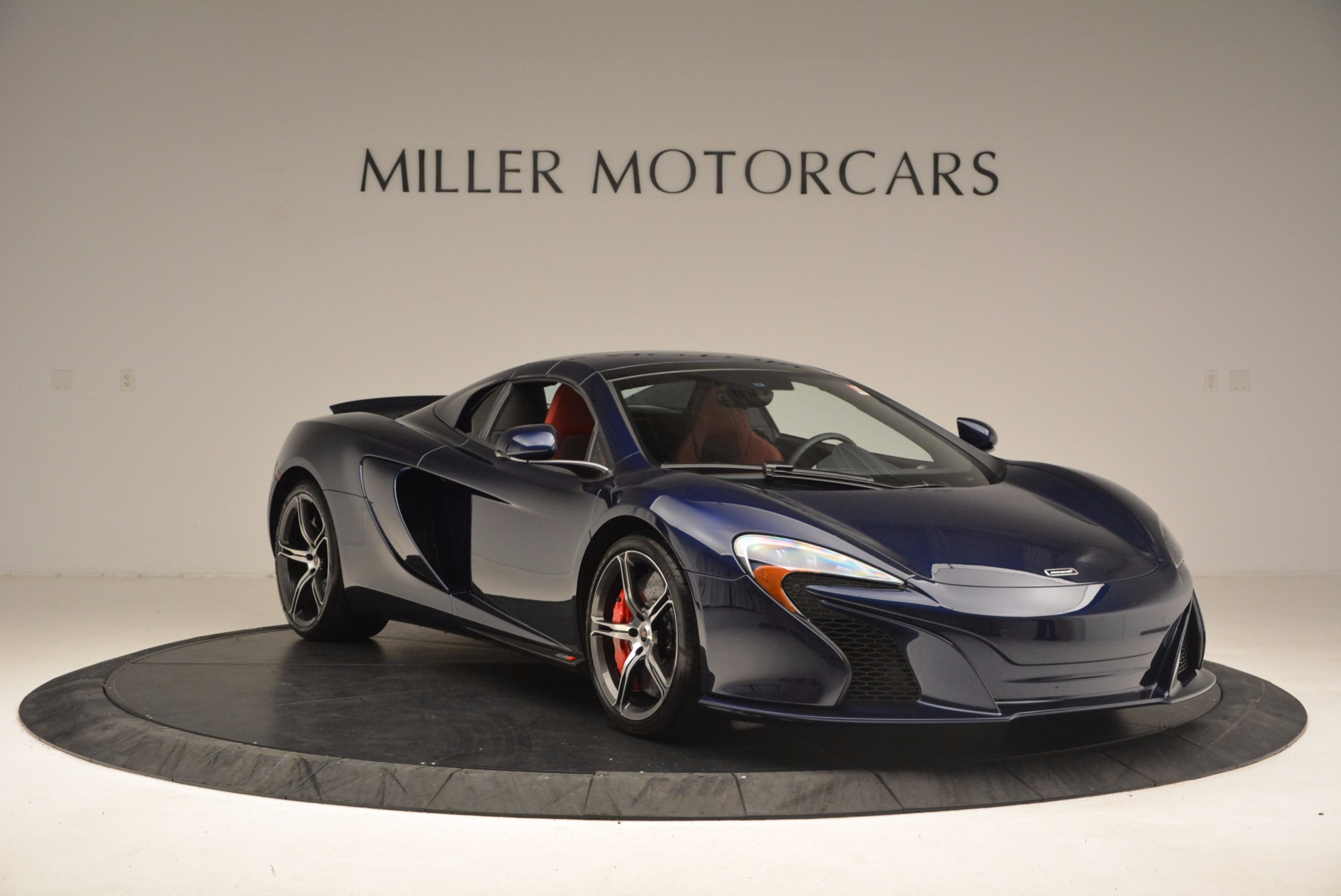 Used 2015 McLaren 650S Spider  For Sale In Greenwich, CT 1480_p24