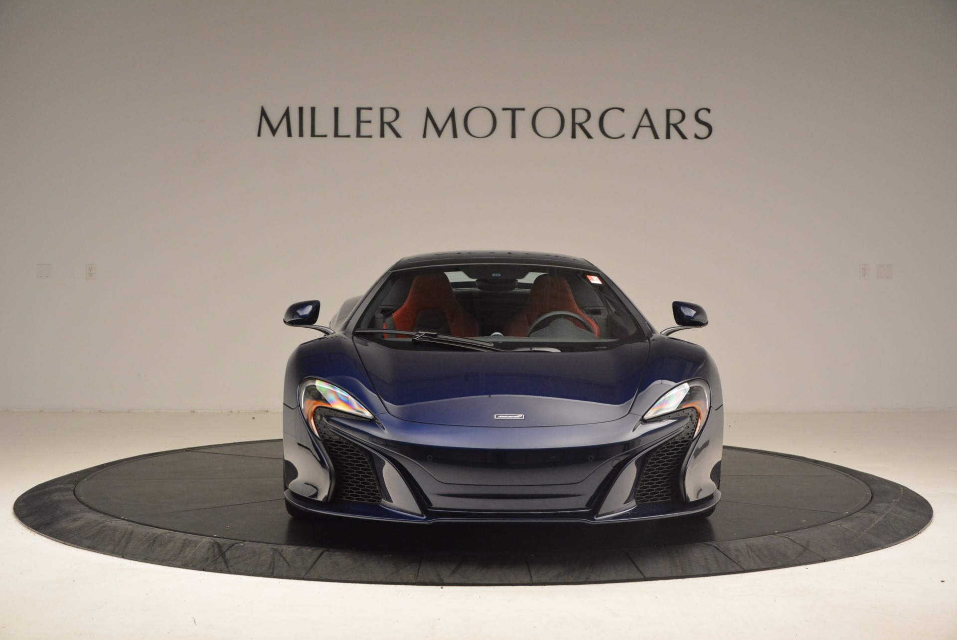 Used 2015 McLaren 650S Spider  For Sale In Greenwich, CT 1480_p25