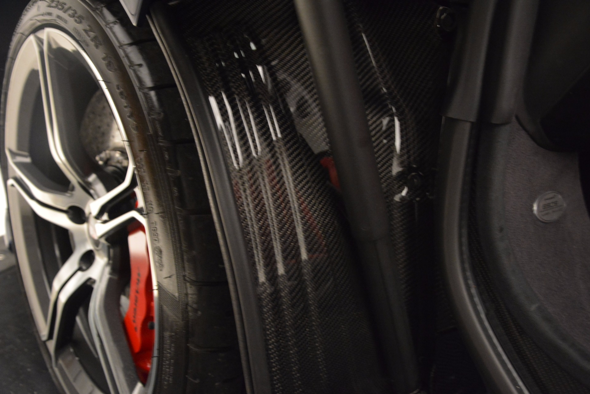 Used 2015 McLaren 650S Spider  For Sale In Greenwich, CT 1480_p30