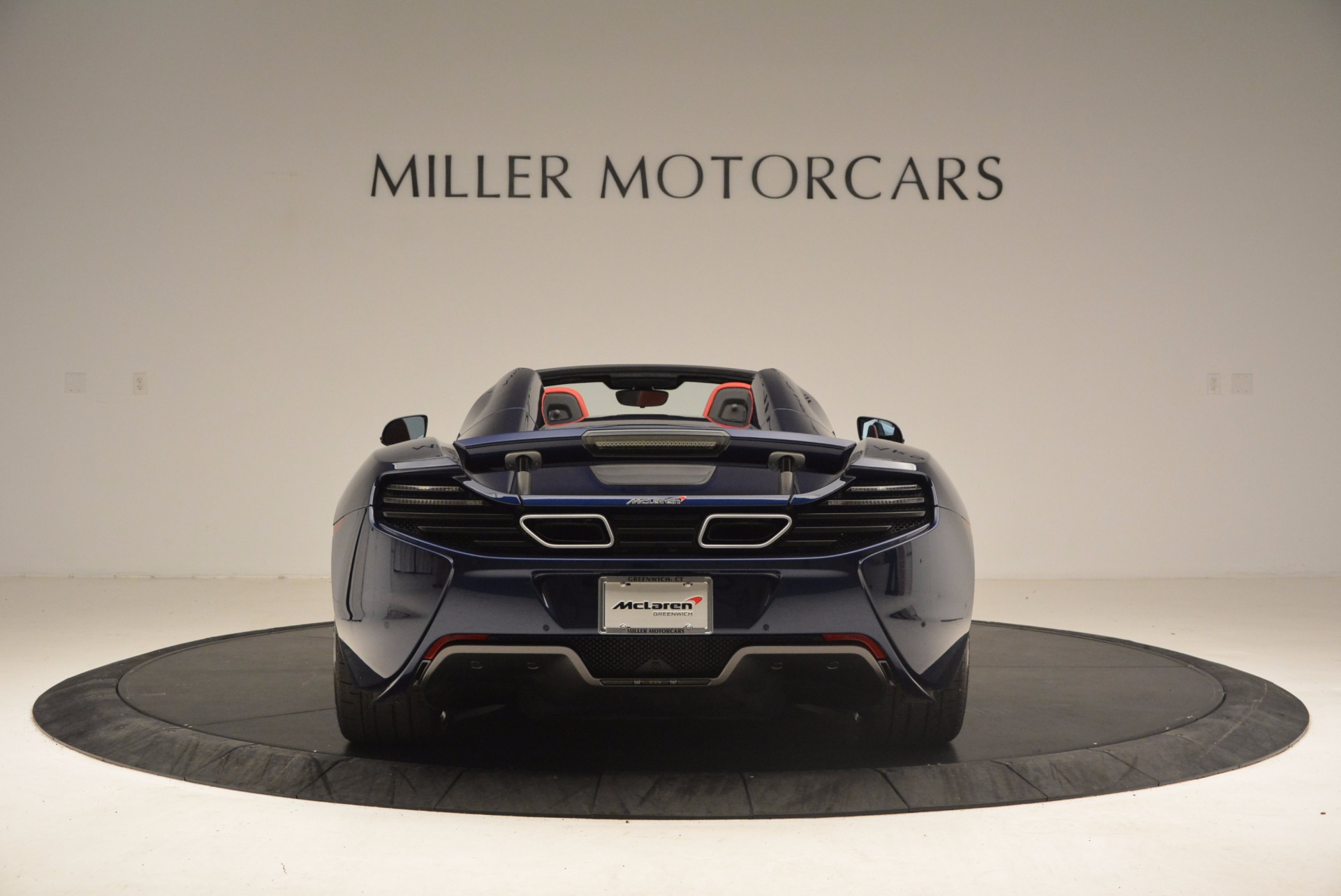 Used 2015 McLaren 650S Spider  For Sale In Greenwich, CT 1480_p6