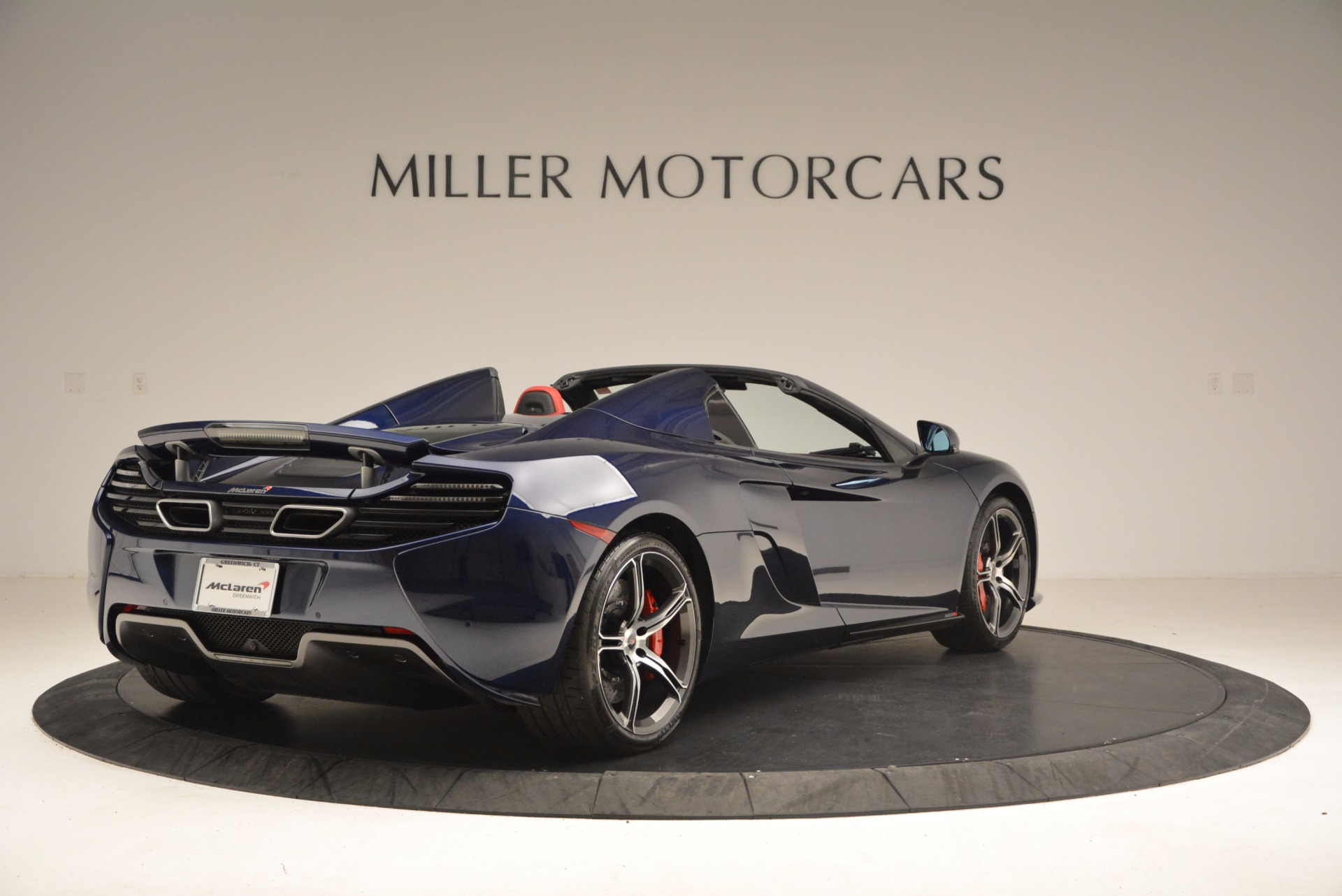 Used 2015 McLaren 650S Spider  For Sale In Greenwich, CT 1480_p7