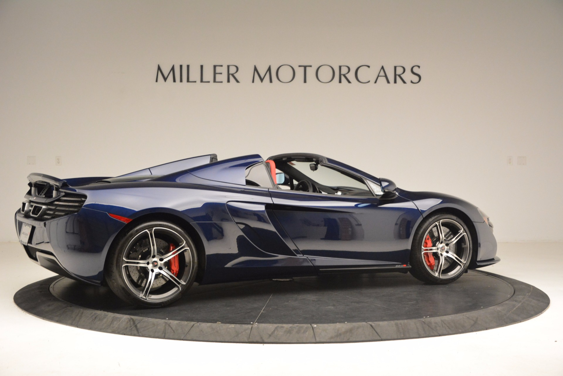 Used 2015 McLaren 650S Spider  For Sale In Greenwich, CT 1480_p8