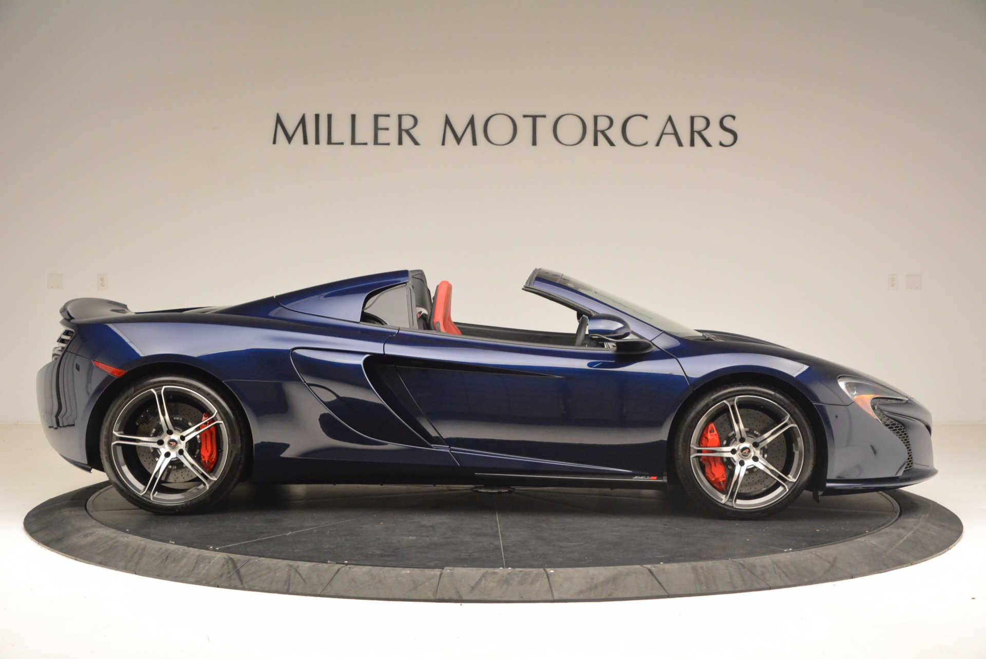 Used 2015 McLaren 650S Spider  For Sale In Greenwich, CT 1480_p9