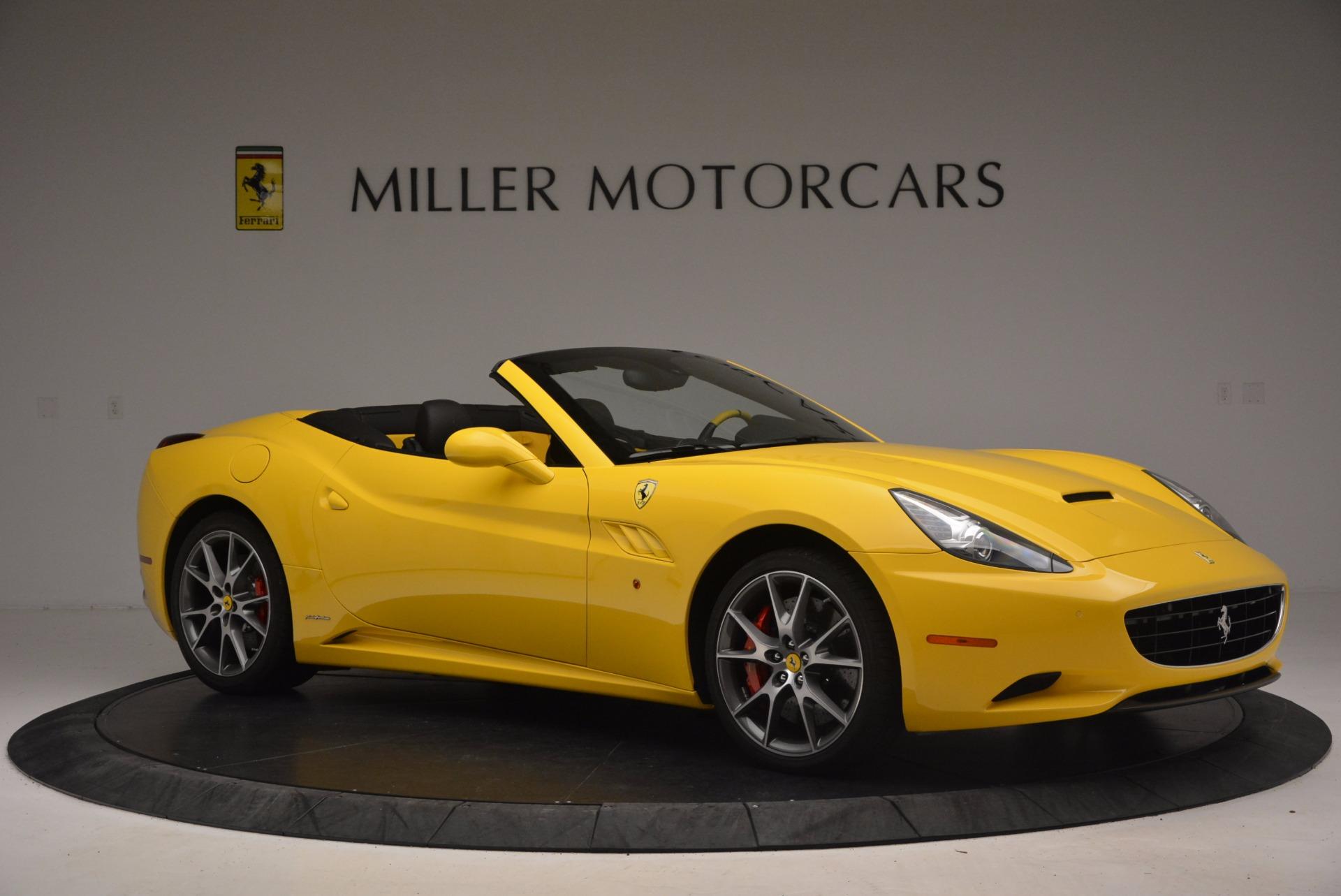 Used 2011 Ferrari California  For Sale In Greenwich, CT 1481_p10
