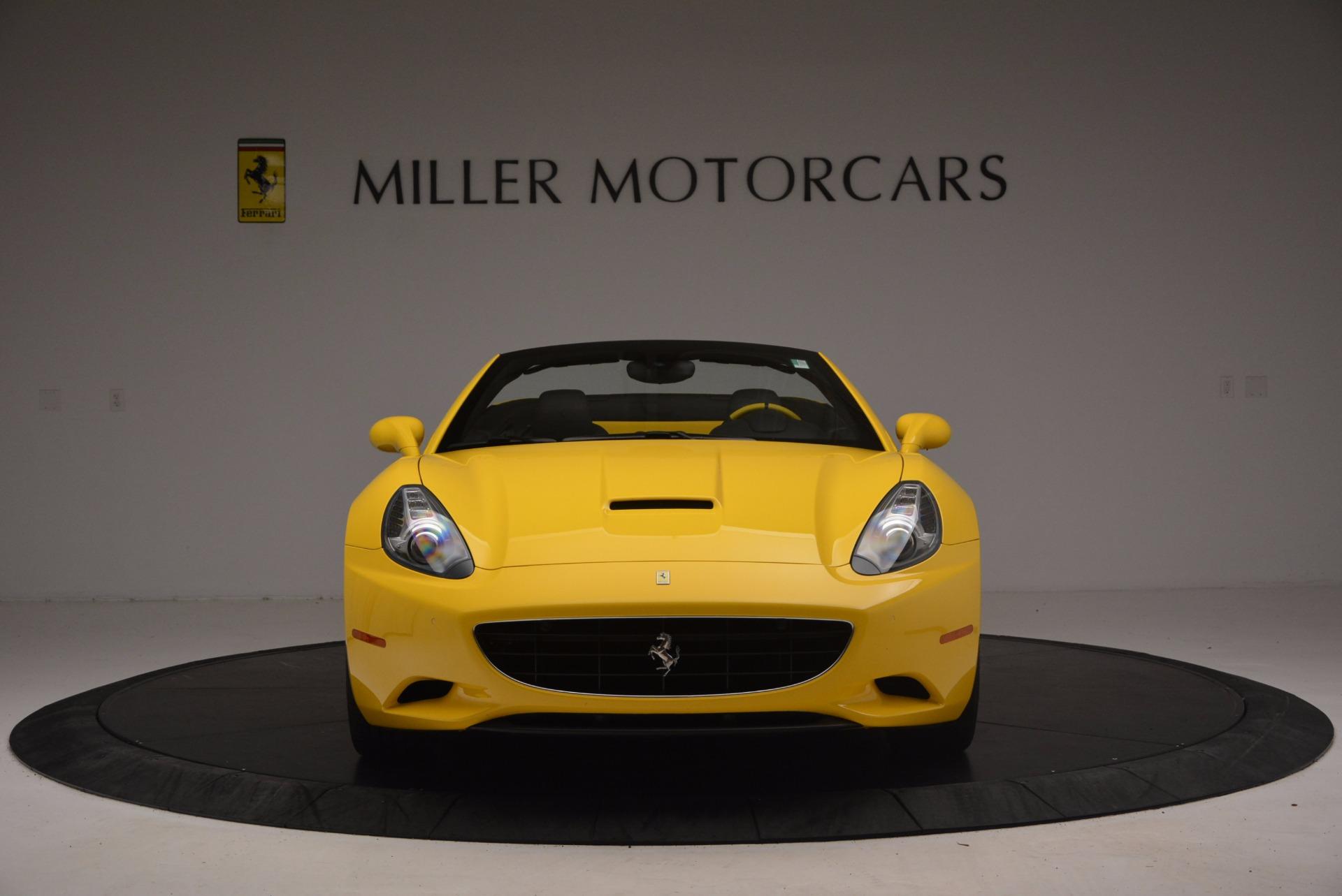 Used 2011 Ferrari California  For Sale In Greenwich, CT 1481_p12