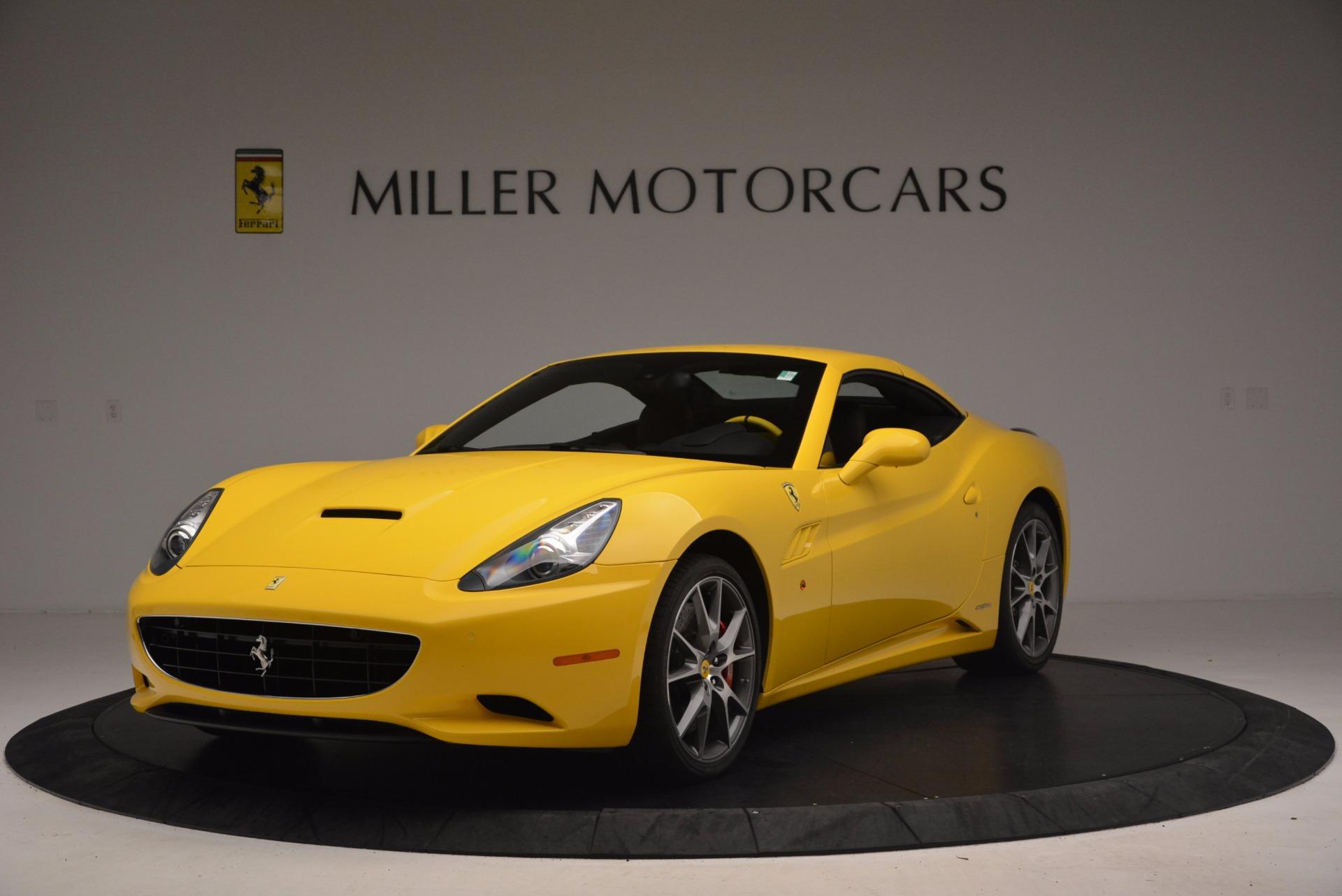 Used 2011 Ferrari California  For Sale In Greenwich, CT 1481_p13