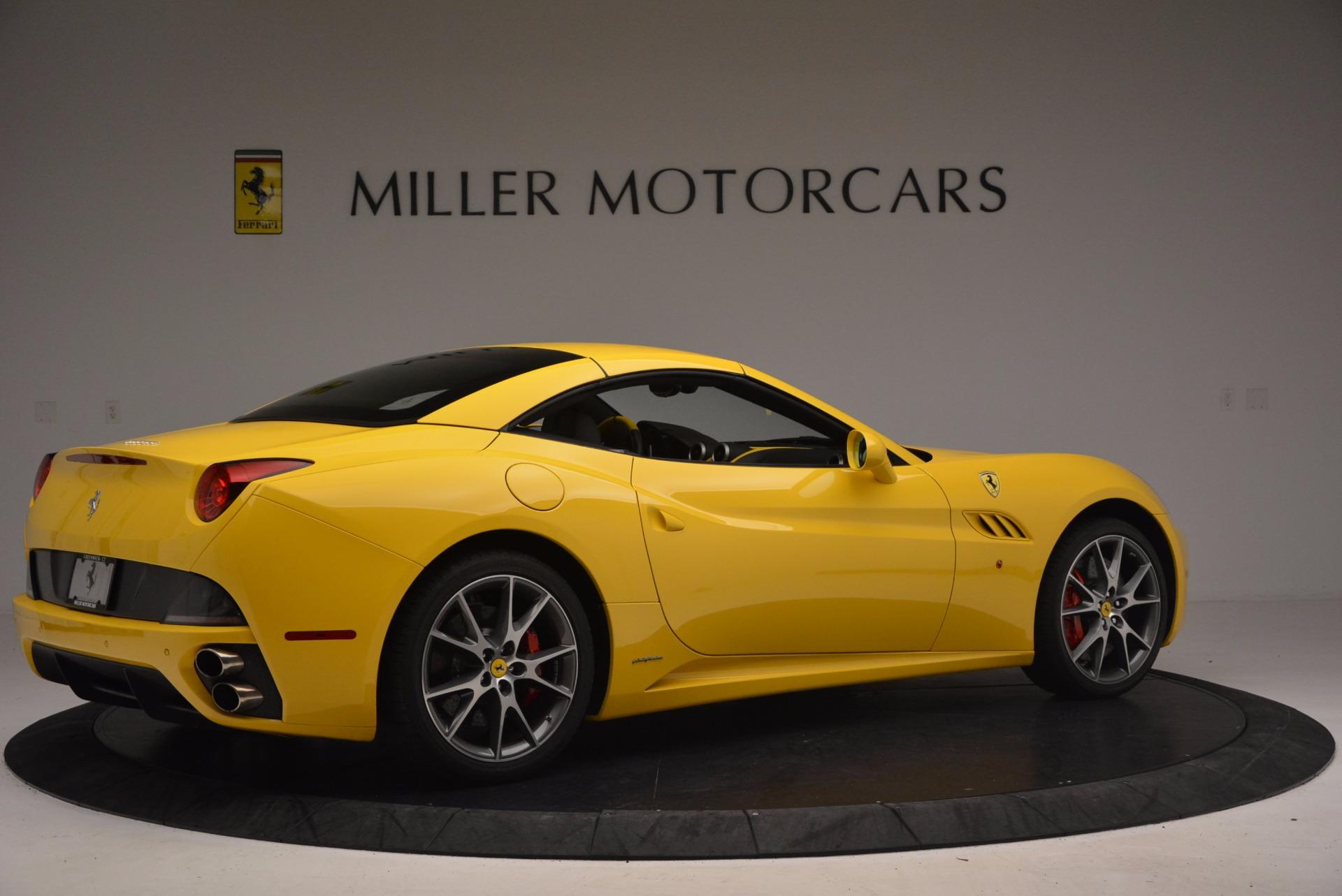 Used 2011 Ferrari California  For Sale In Greenwich, CT 1481_p20