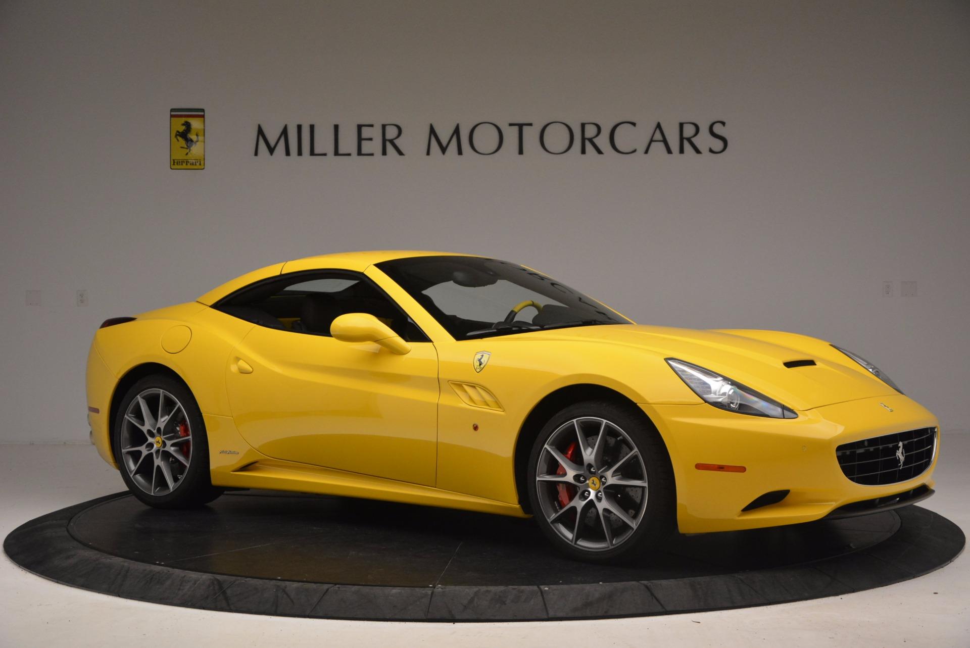 Used 2011 Ferrari California  For Sale In Greenwich, CT 1481_p22