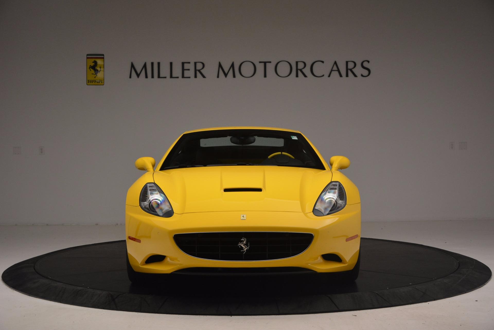 Used 2011 Ferrari California  For Sale In Greenwich, CT 1481_p24