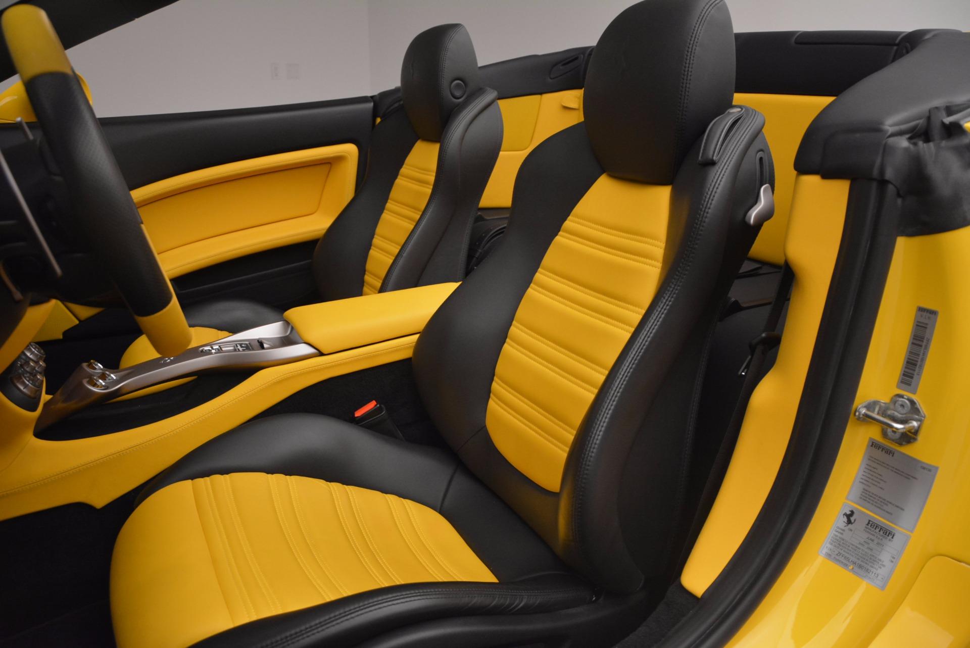 Used 2011 Ferrari California  For Sale In Greenwich, CT 1481_p27