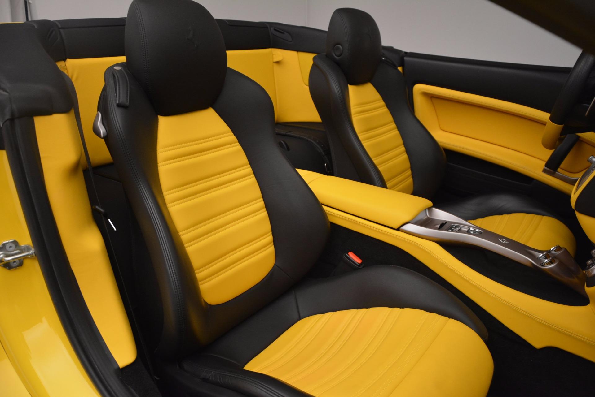 Used 2011 Ferrari California  For Sale In Greenwich, CT 1481_p32
