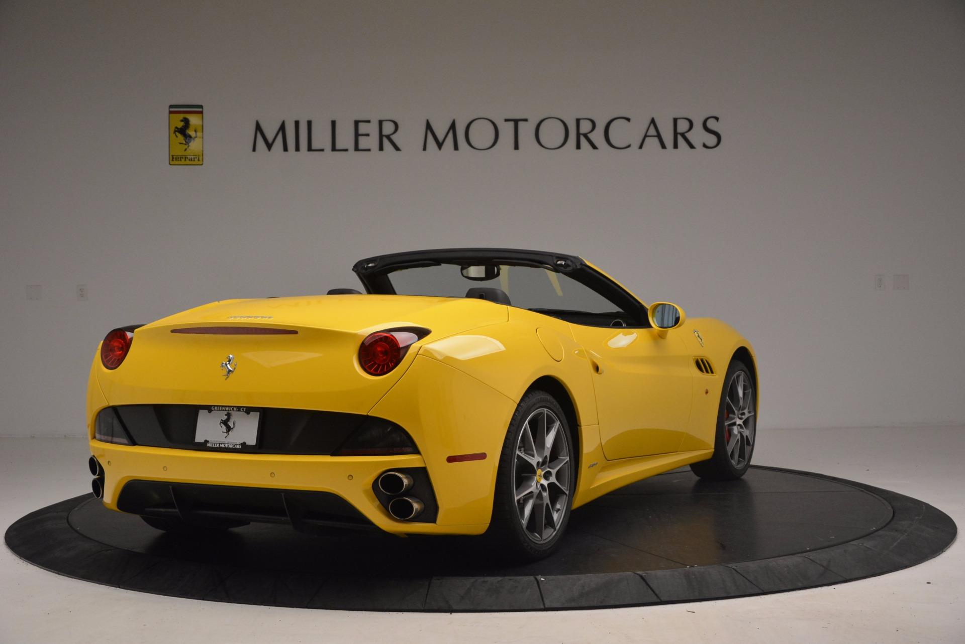 Used 2011 Ferrari California  For Sale In Greenwich, CT 1481_p7