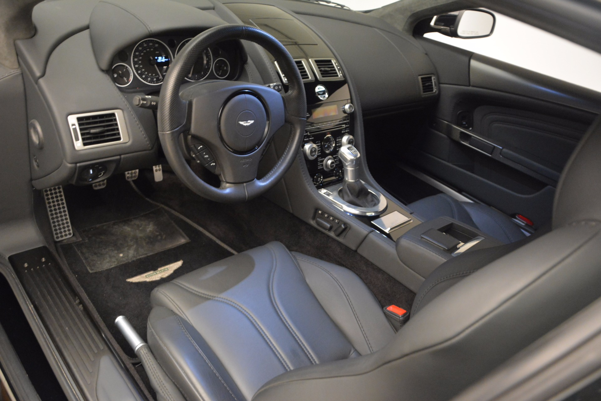 Used 2009 Aston Martin DBS  For Sale In Greenwich, CT 1485_p13