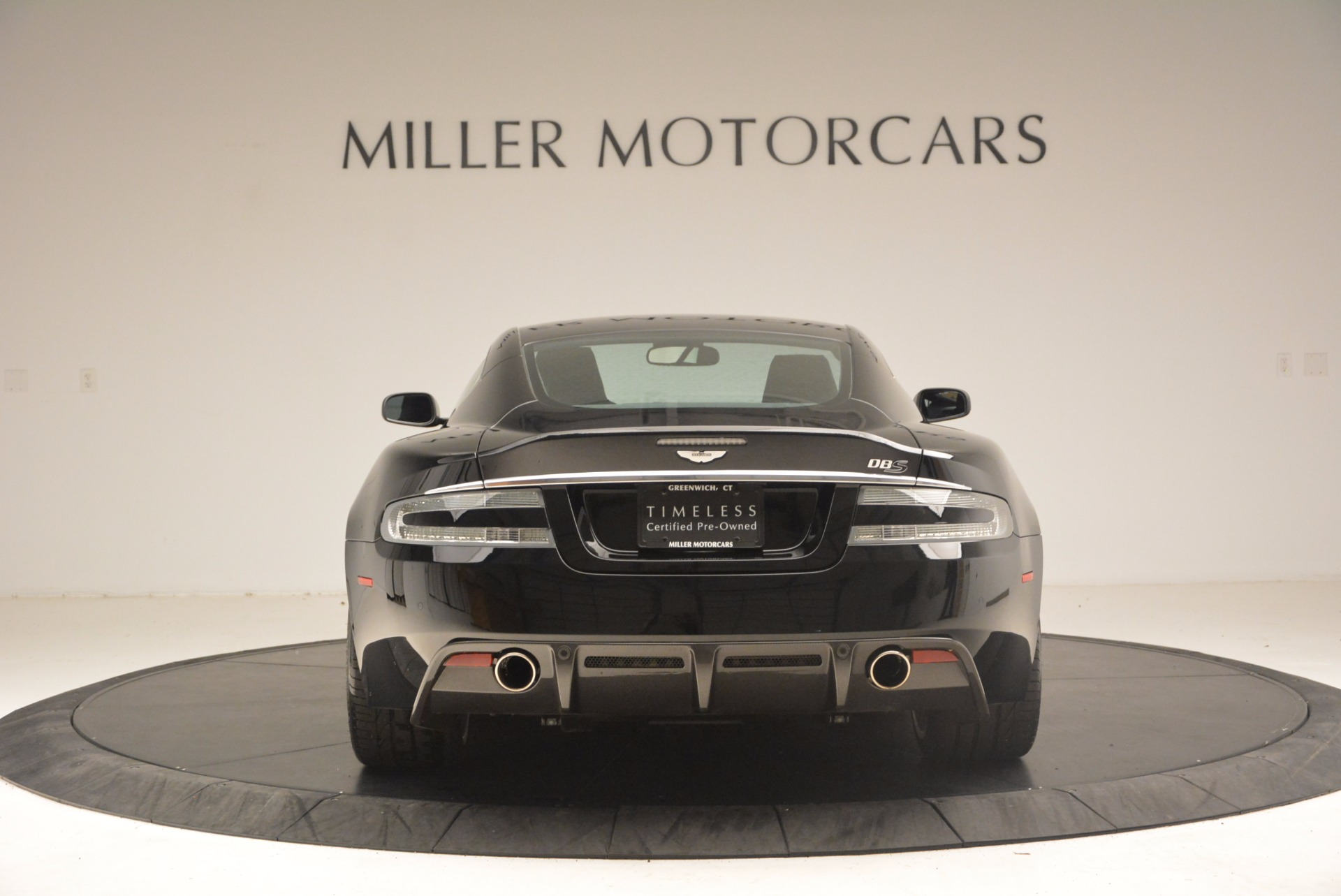 Used 2009 Aston Martin DBS  For Sale In Greenwich, CT 1485_p6