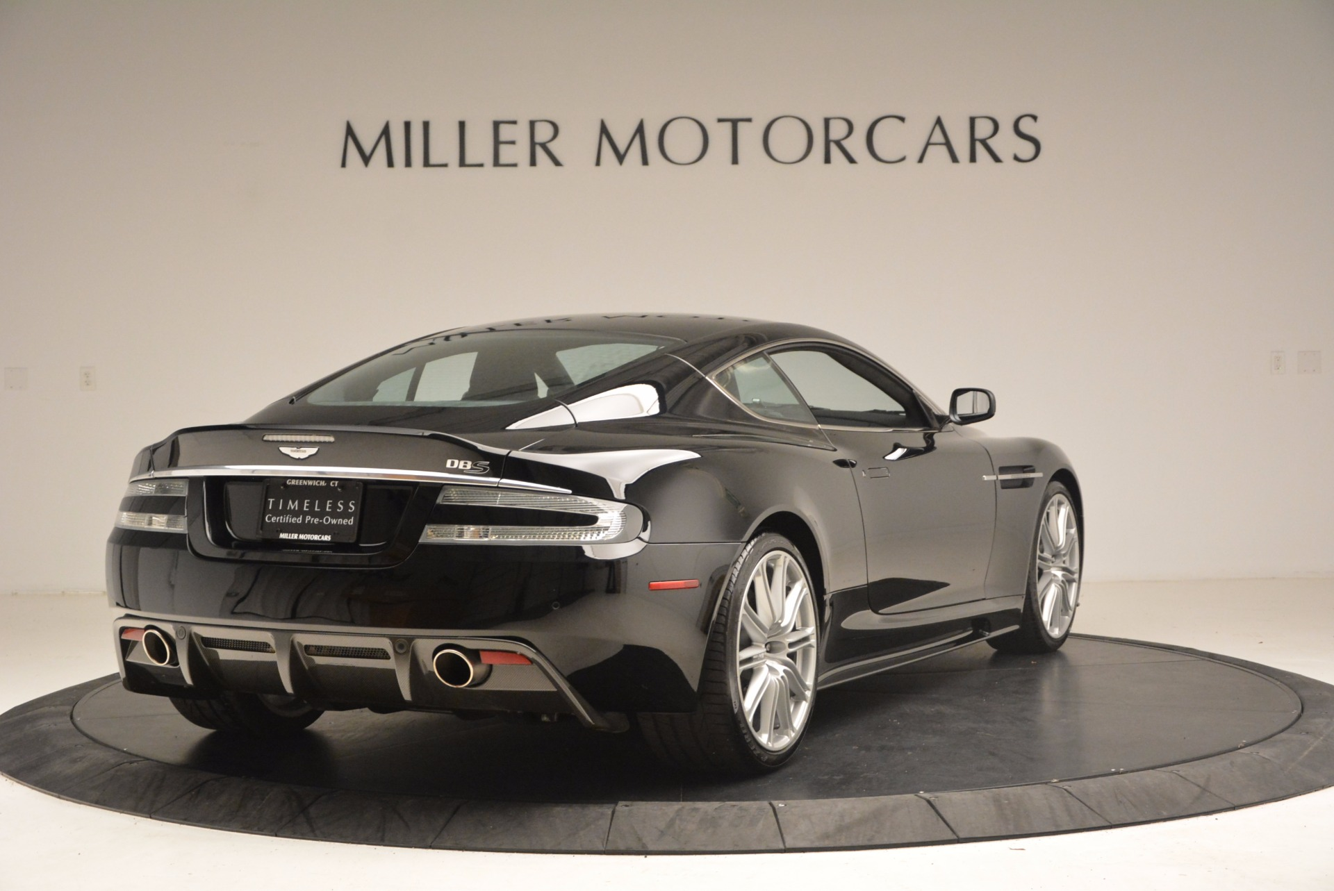 Used 2009 Aston Martin DBS  For Sale In Greenwich, CT 1485_p7