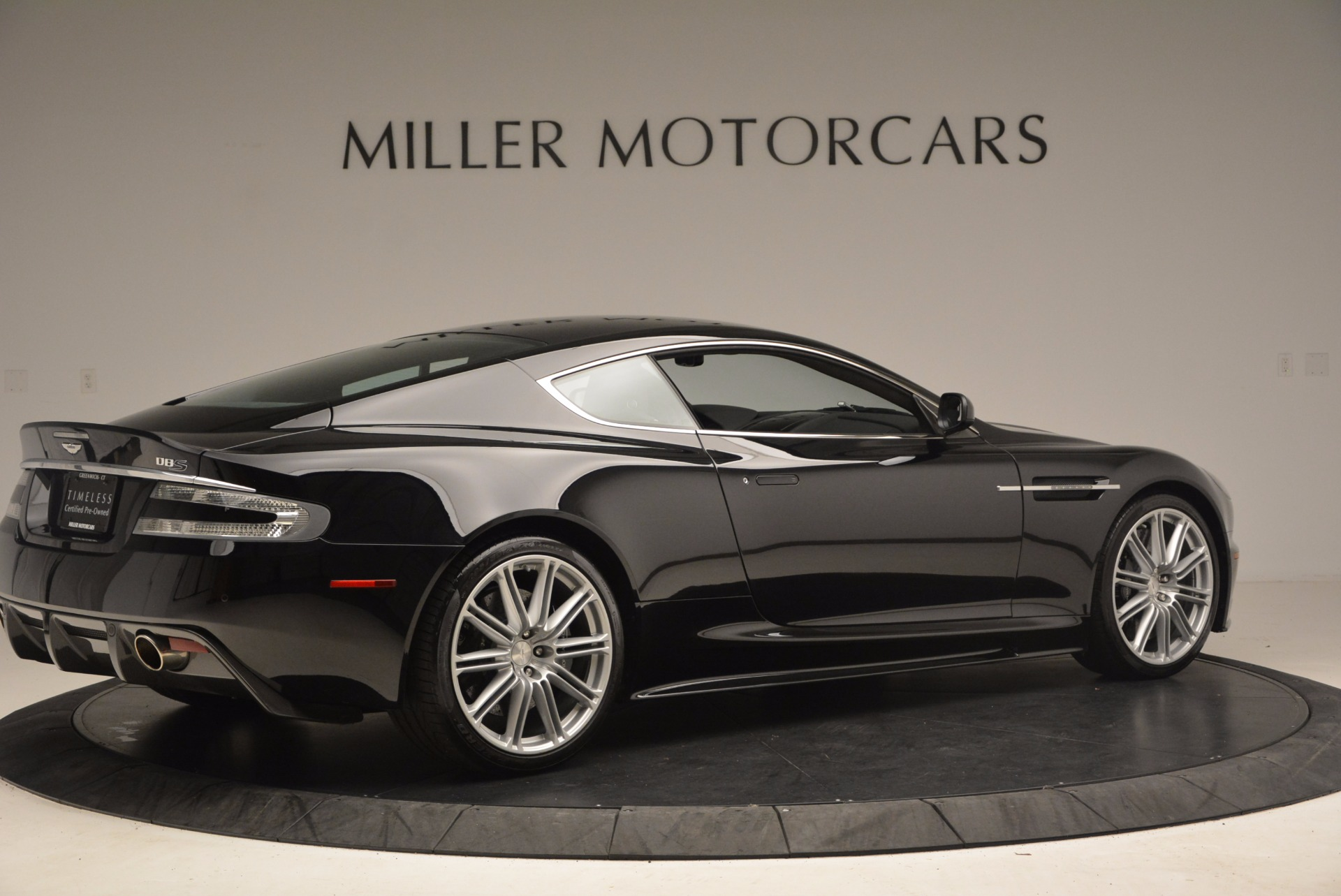 Used 2009 Aston Martin DBS  For Sale In Greenwich, CT 1485_p8