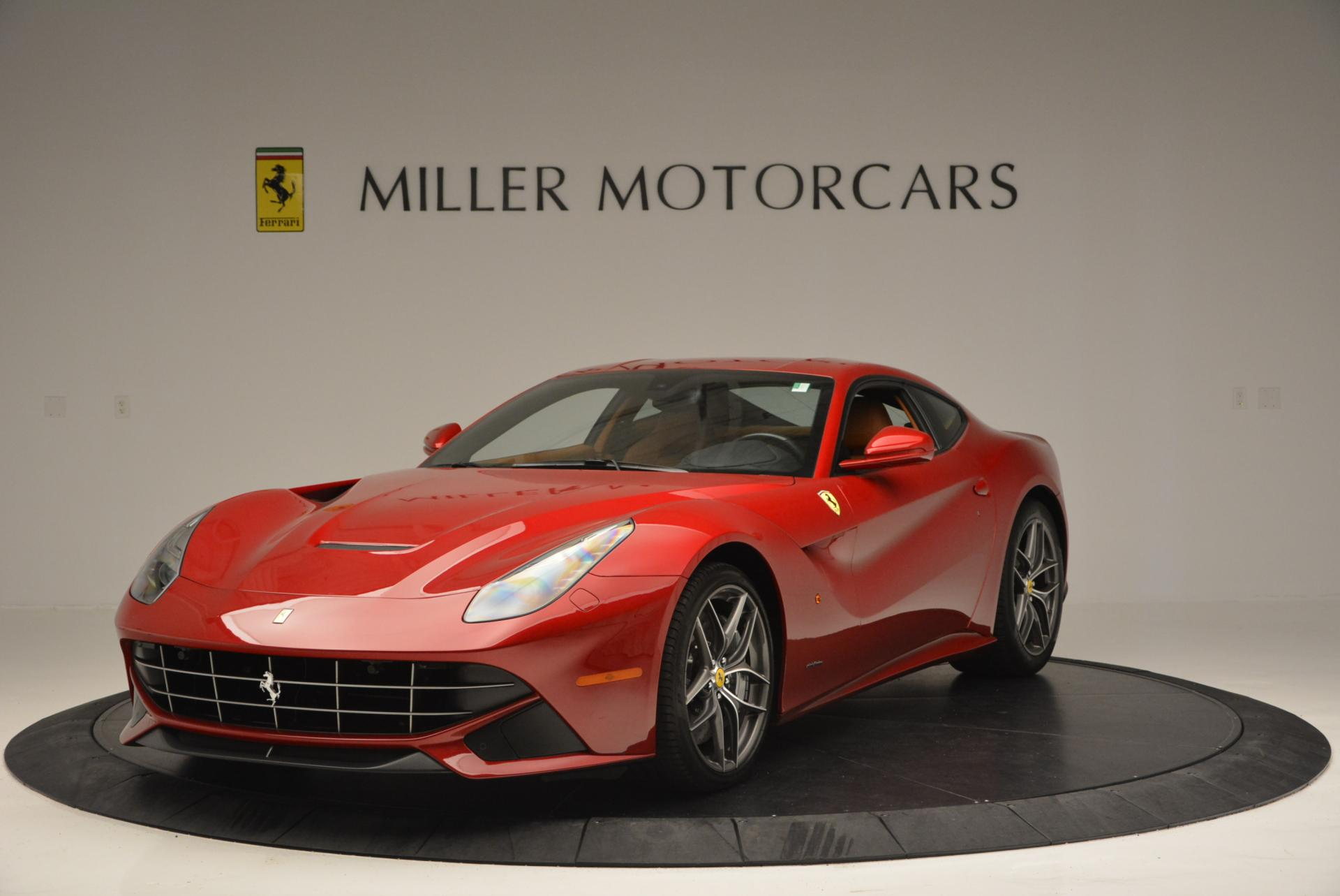 Used 2014 Ferrari F12 Berlinetta  For Sale In Greenwich, CT 149_main