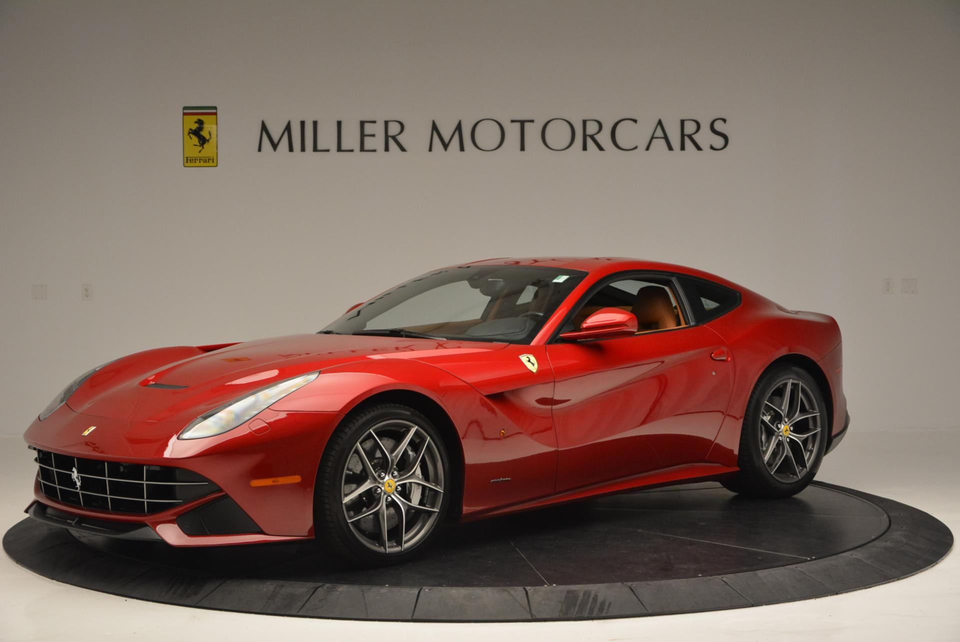 Used 2014 Ferrari F12 Berlinetta  For Sale In Greenwich, CT 149_p2