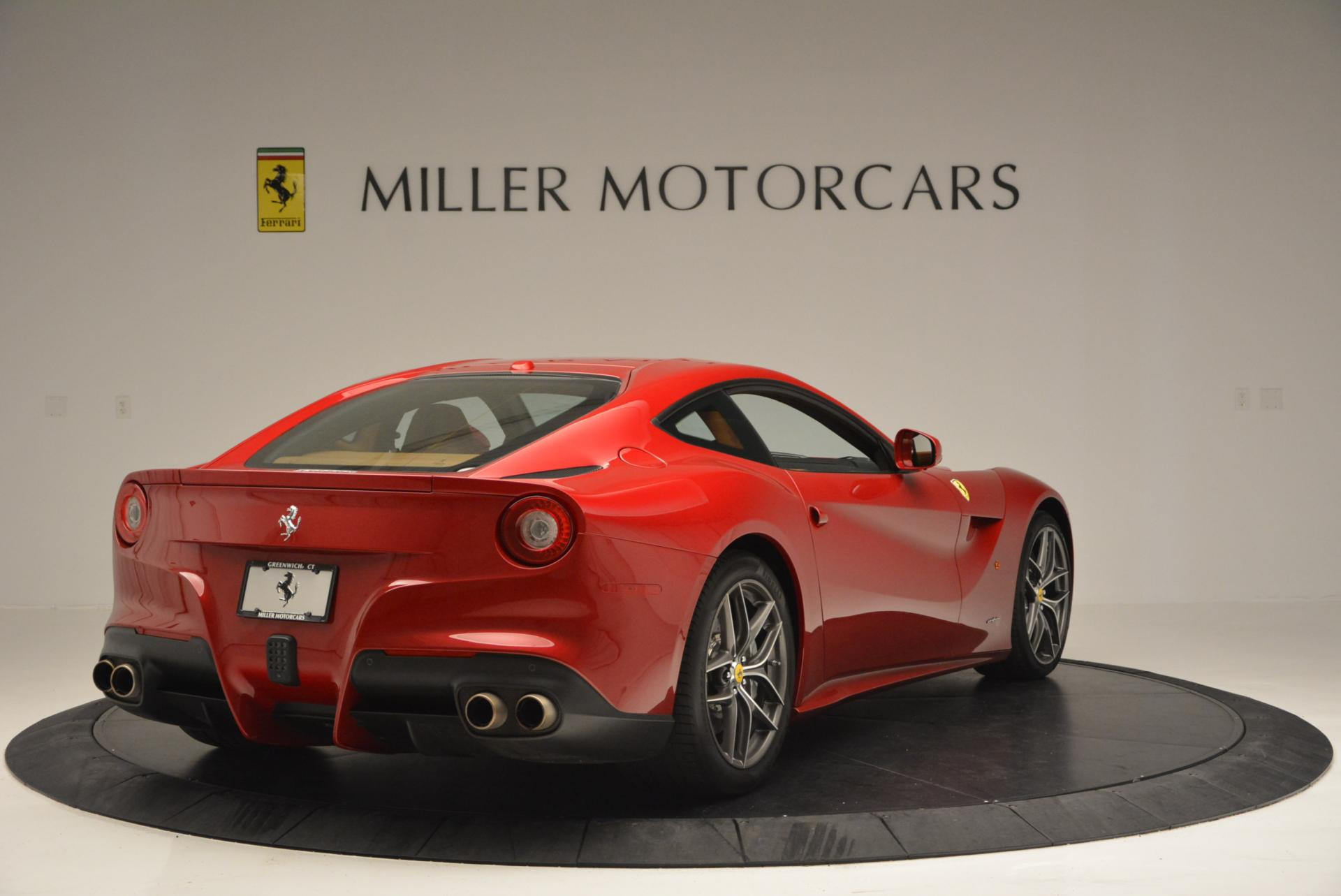 Used 2014 Ferrari F12 Berlinetta  For Sale In Greenwich, CT 149_p7