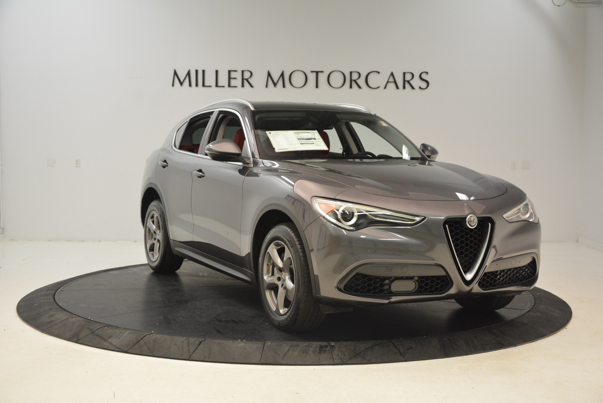 New 2018 Alfa Romeo Stelvio Q4 For Sale In Greenwich, CT 1490_p11